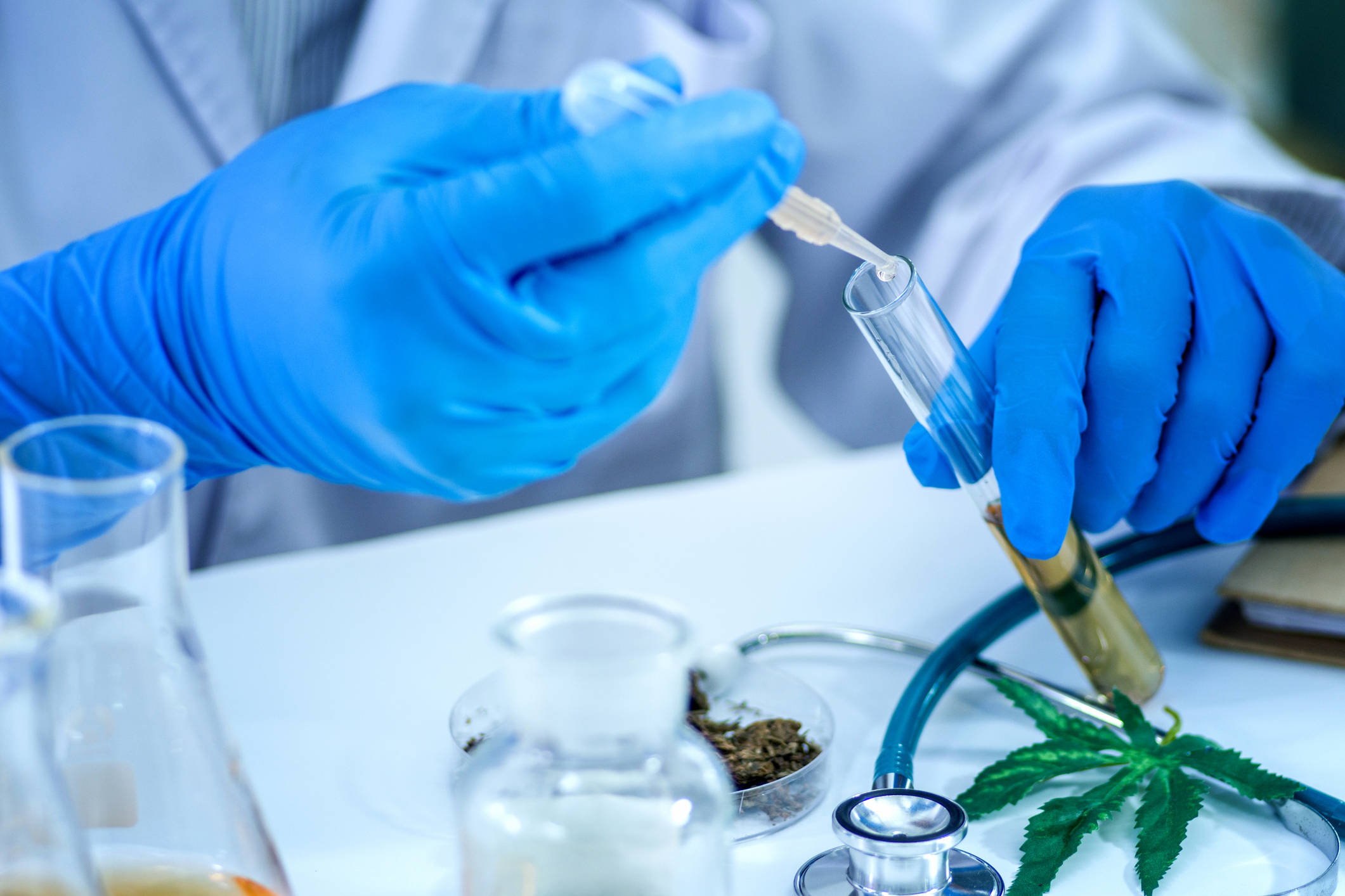 CBD may have potential to block coronavirus entry points