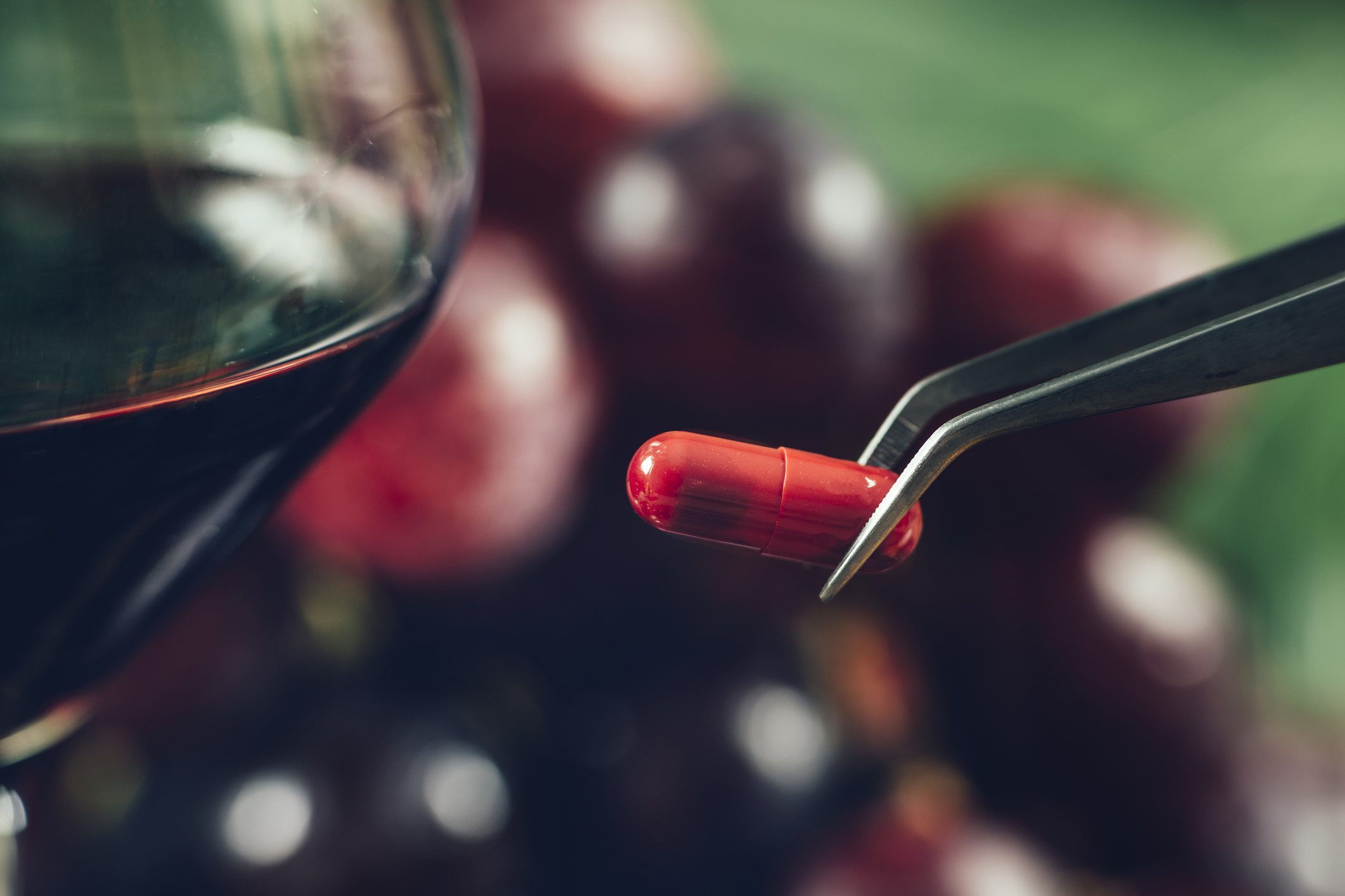 Take 10 years off your brain age with resveratrol