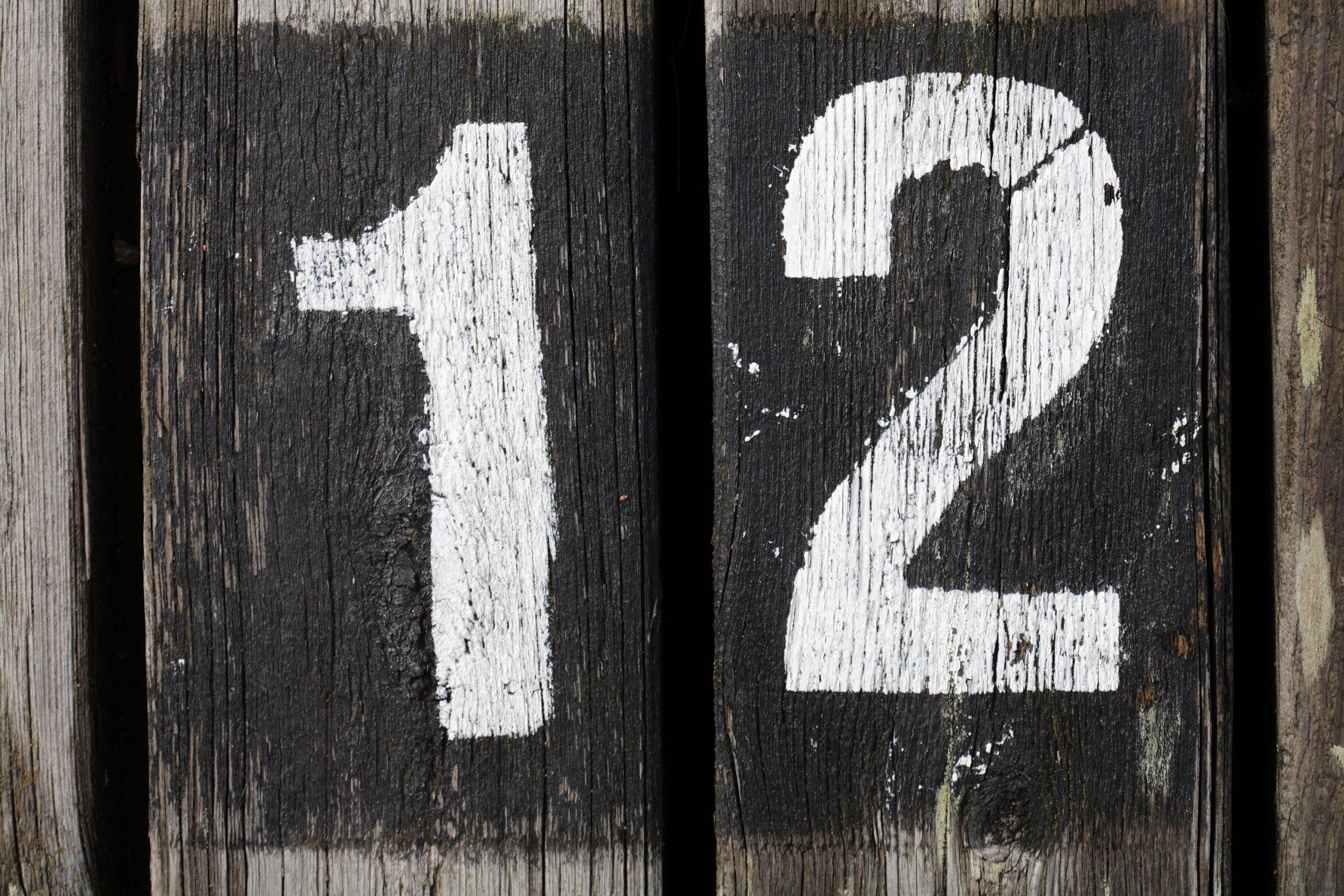 12 symptoms of a free-radical attack