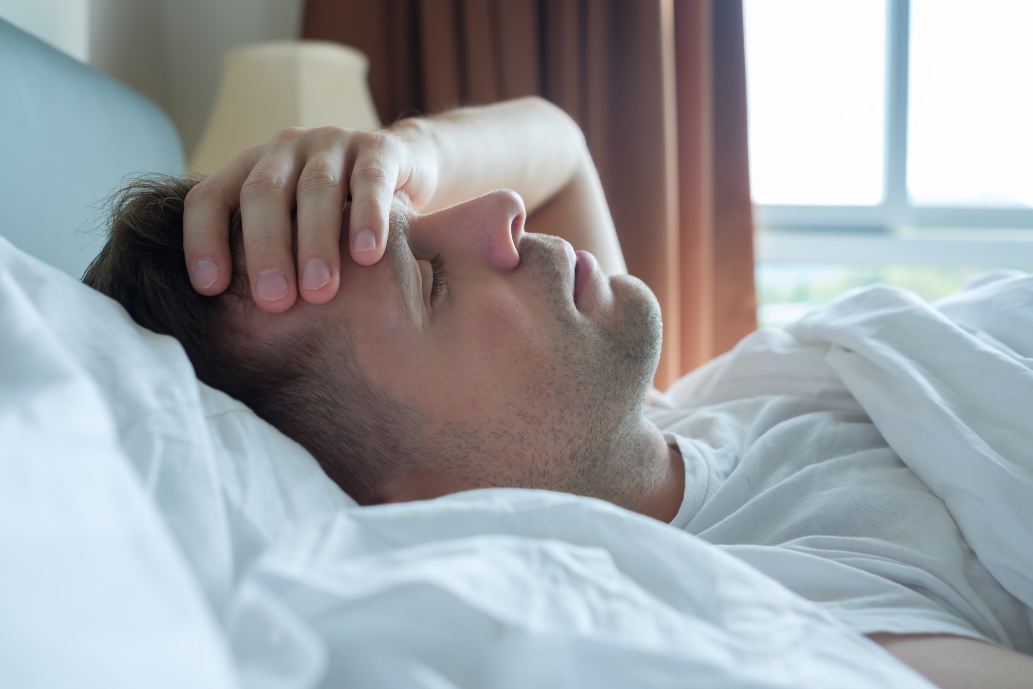 Why a hard time sleeping hardens your arteries