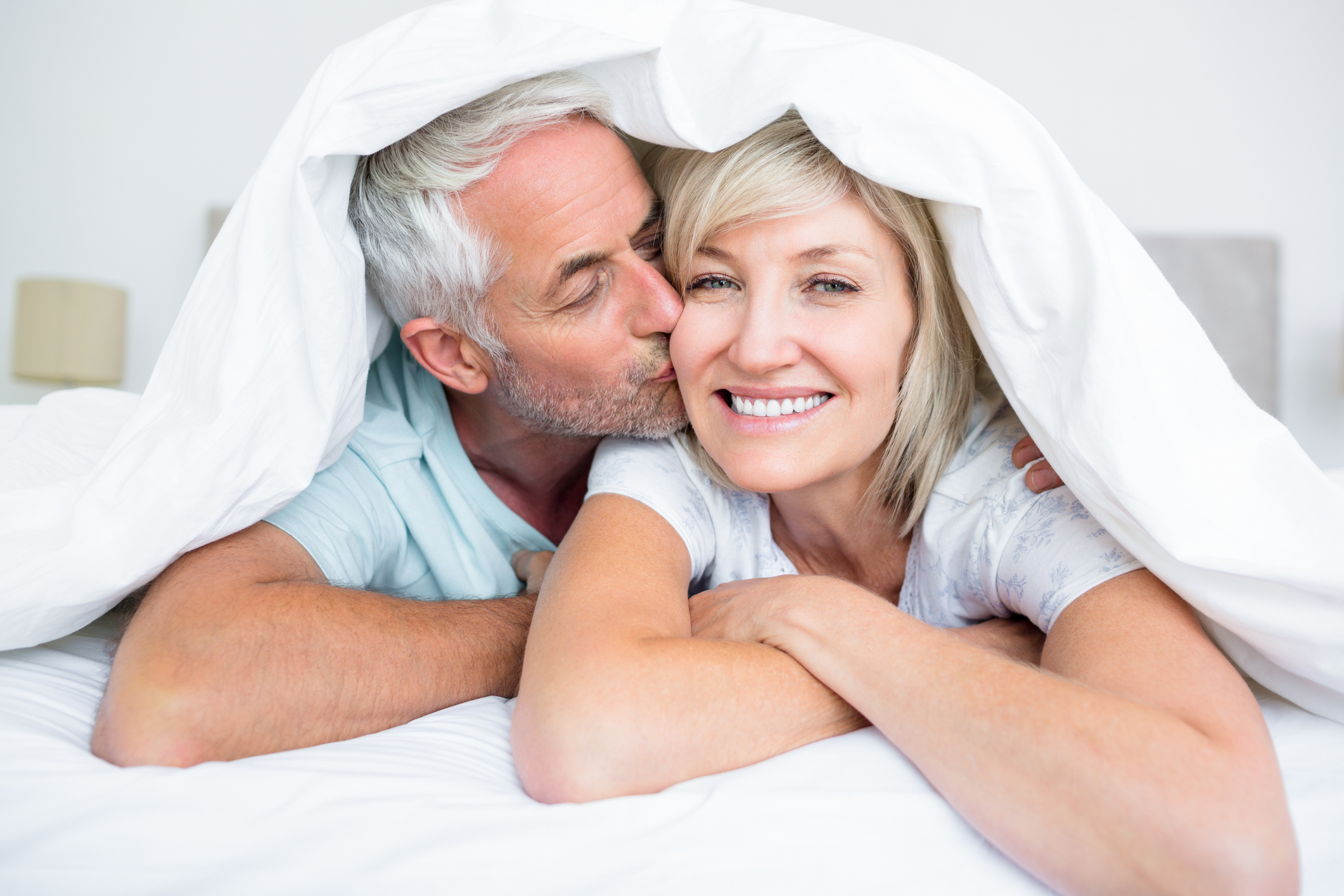 Who says sex stops at 65?
