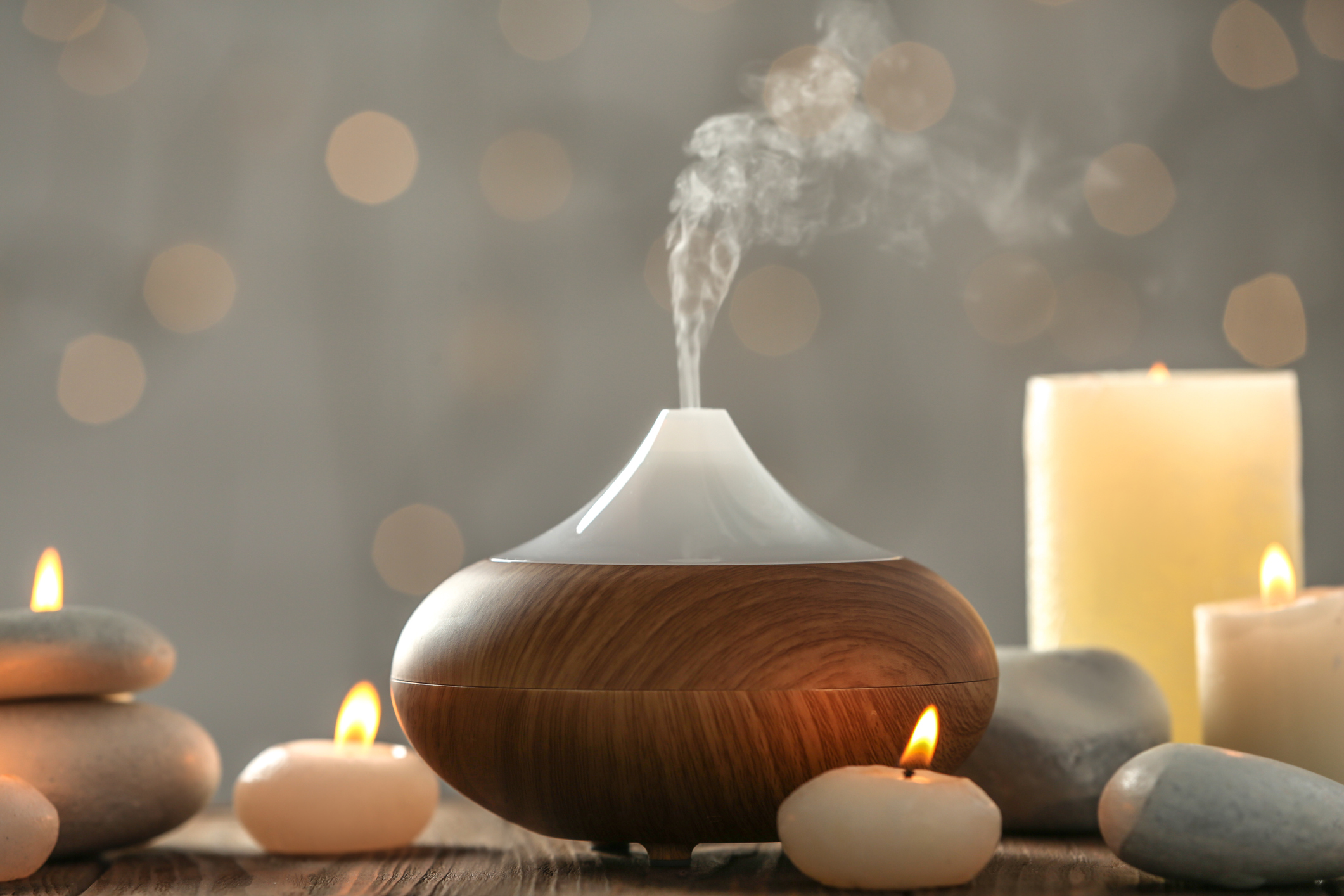 Essential oil diffusers may pose an unexpected risk