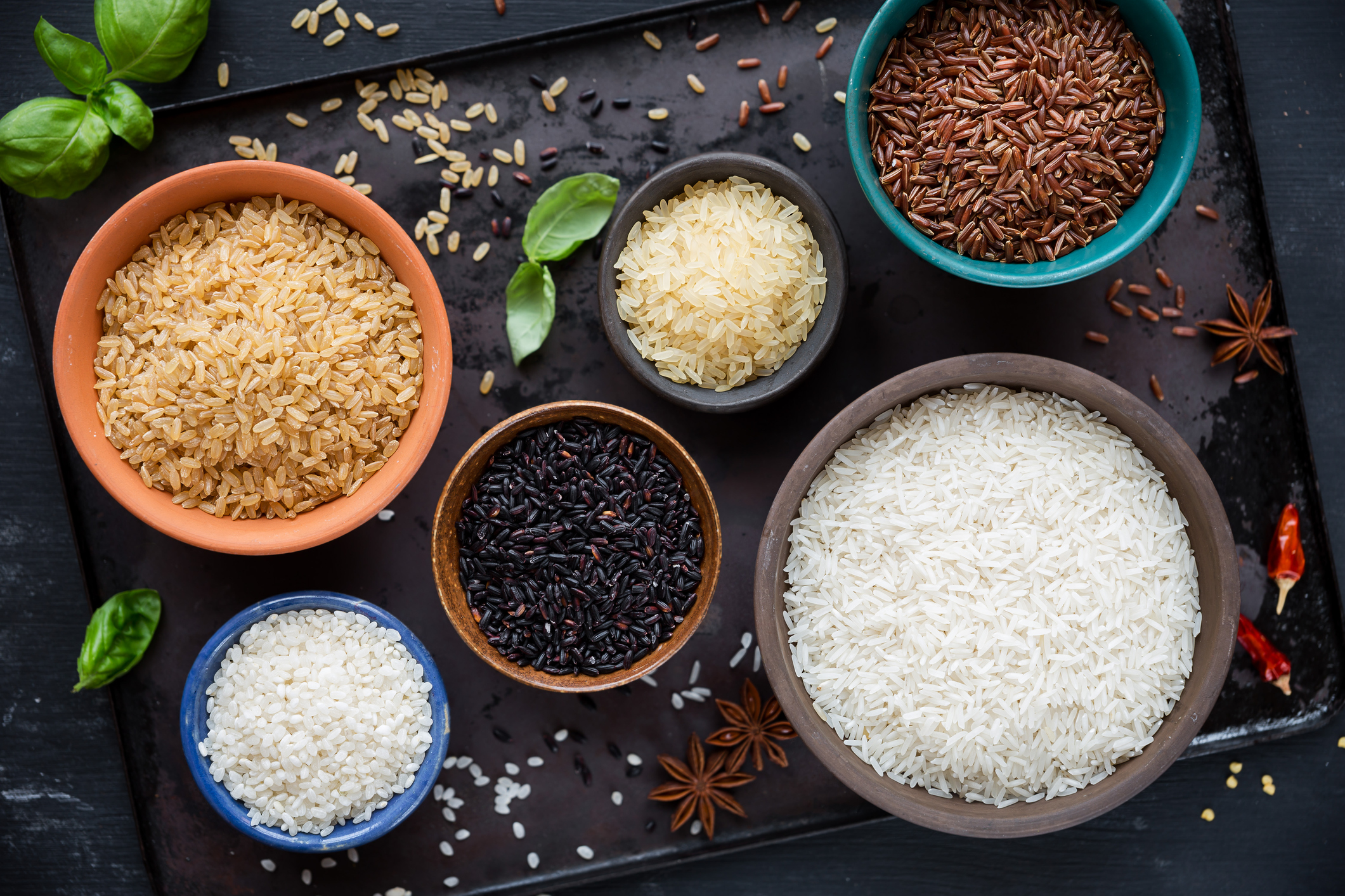 How concerned should you be about arsenic levels in your rice?