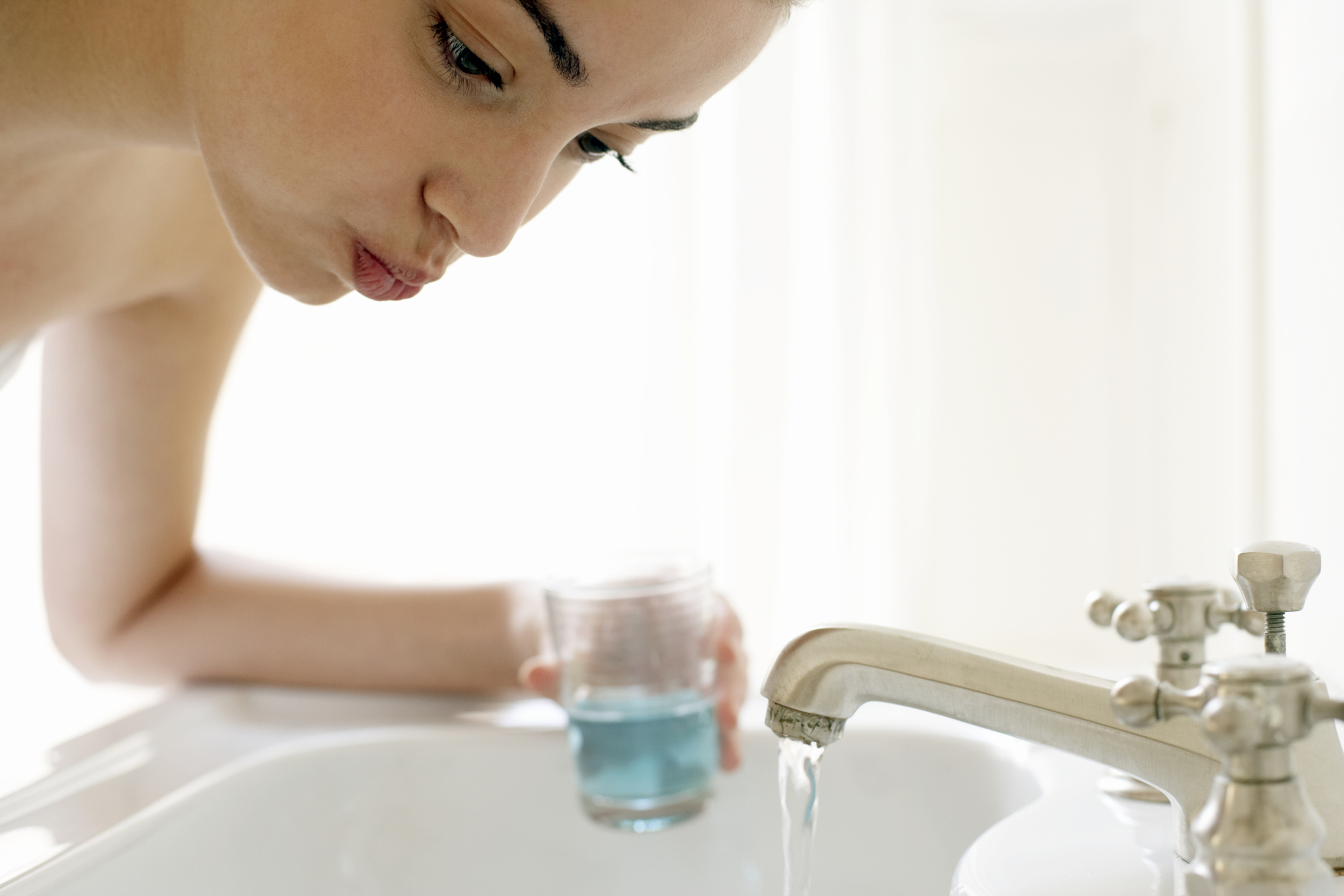 How mouthwash could help reduce the spread of coronavirus