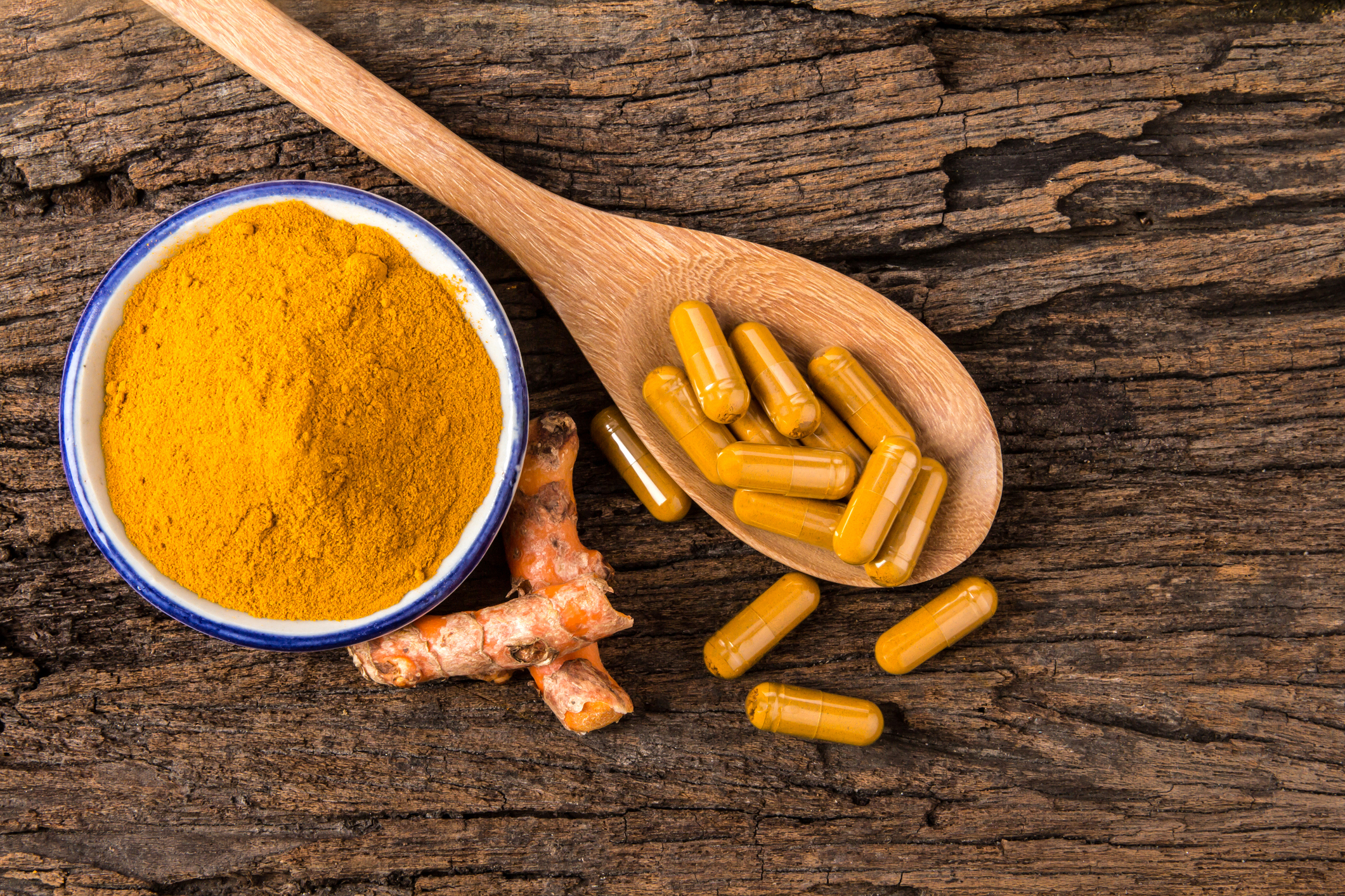 How curcumin prevents muscle damage and soreness