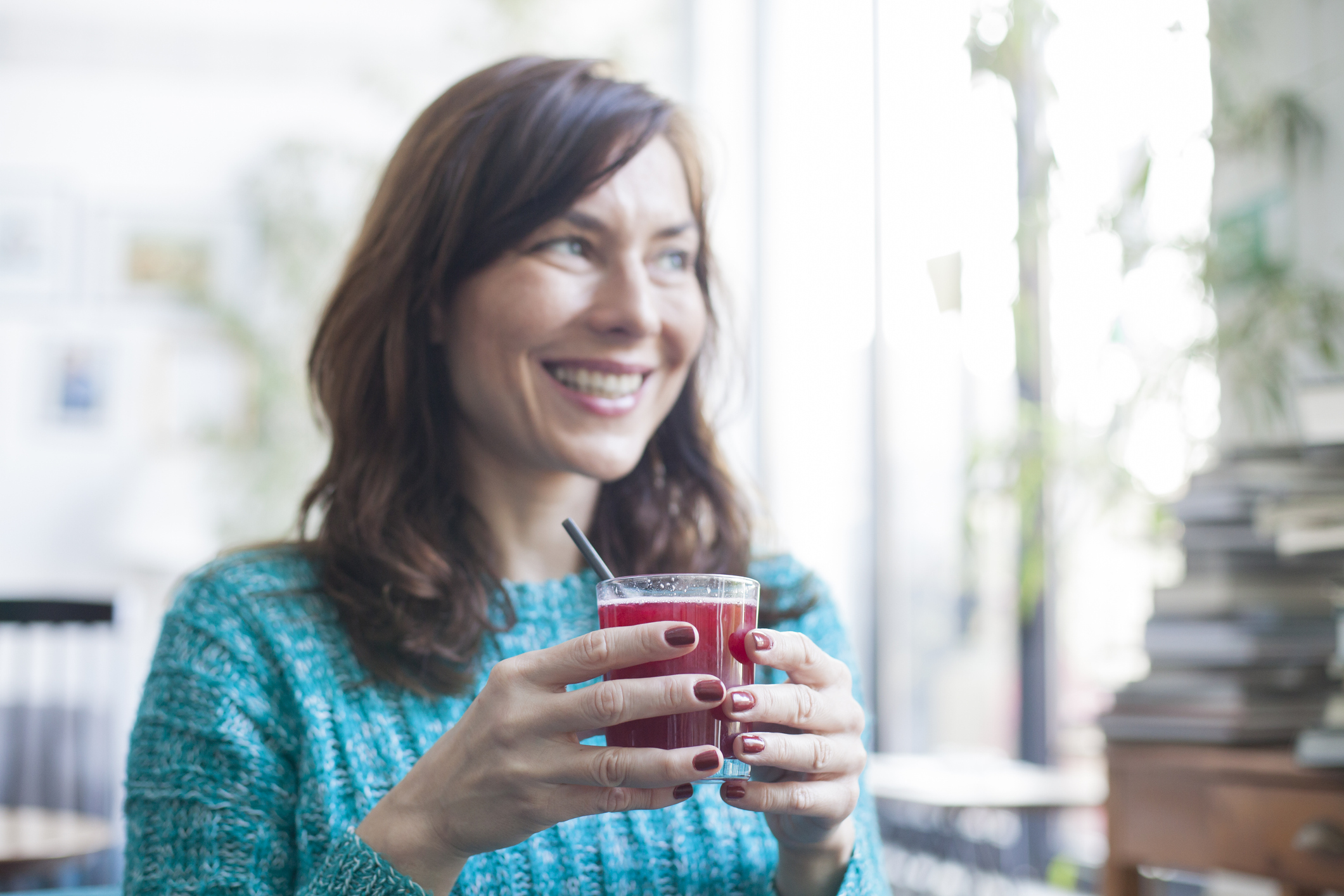 The juice that keeps stomach cancer from sneaking up on you