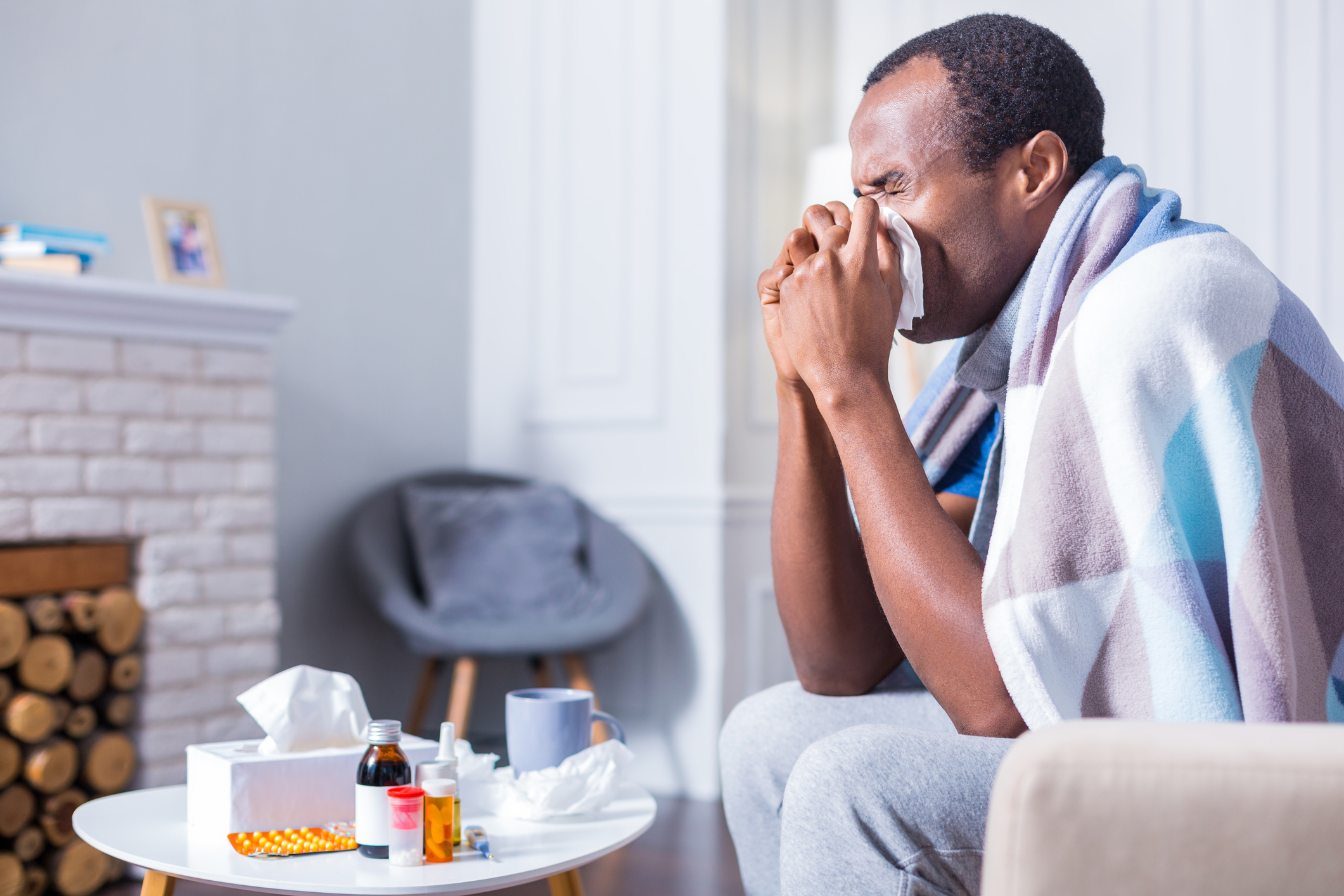 Why getting a cold could keep you from getting the flu