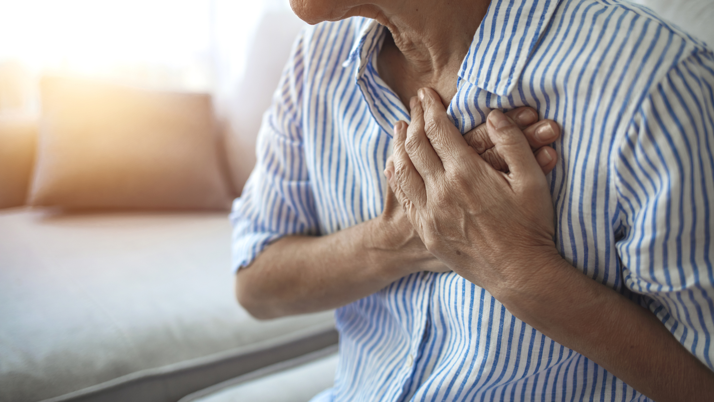 How living with chronic pain damages your heart