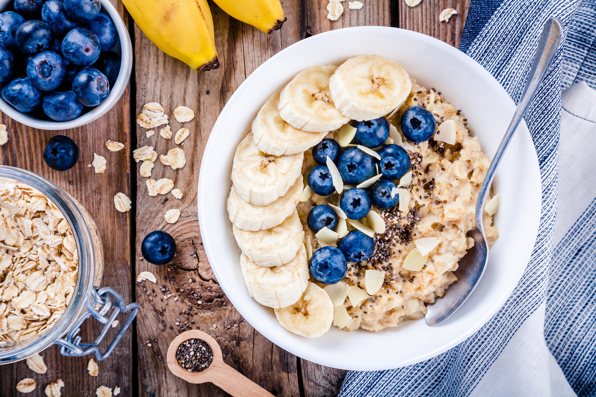 How oatmeal can ease some side effects of radiation treatment