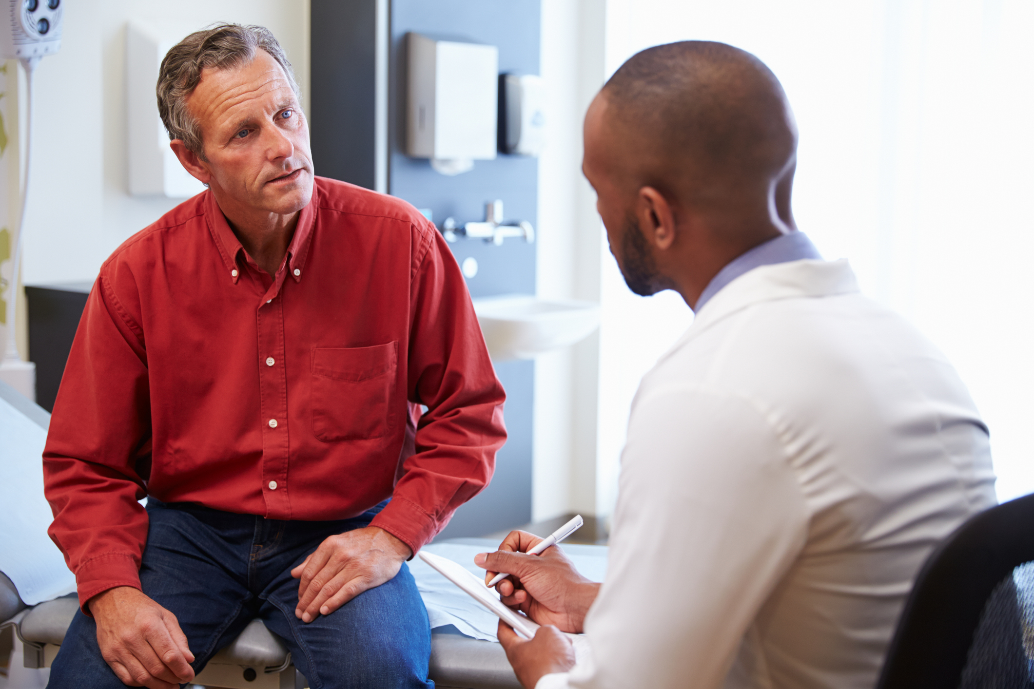 The medical procedure that increases testicular cancer risk