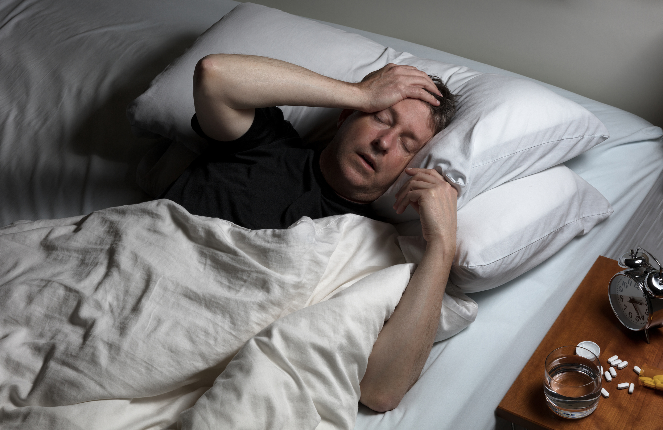Why sleep apnea can set you up for a severe COVID-19 infection
