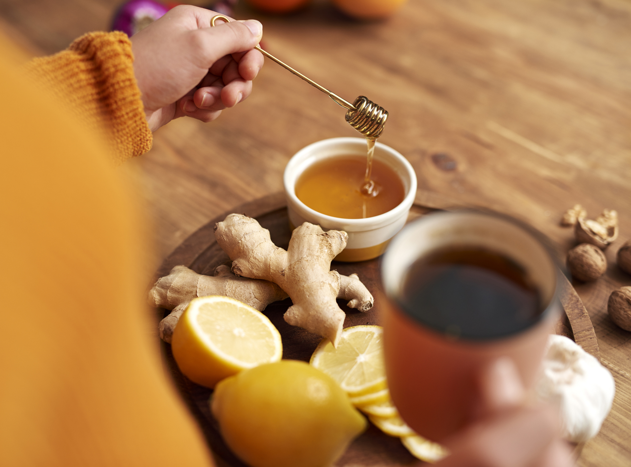Ginger: The autoimmune super spice that may slow lupus
