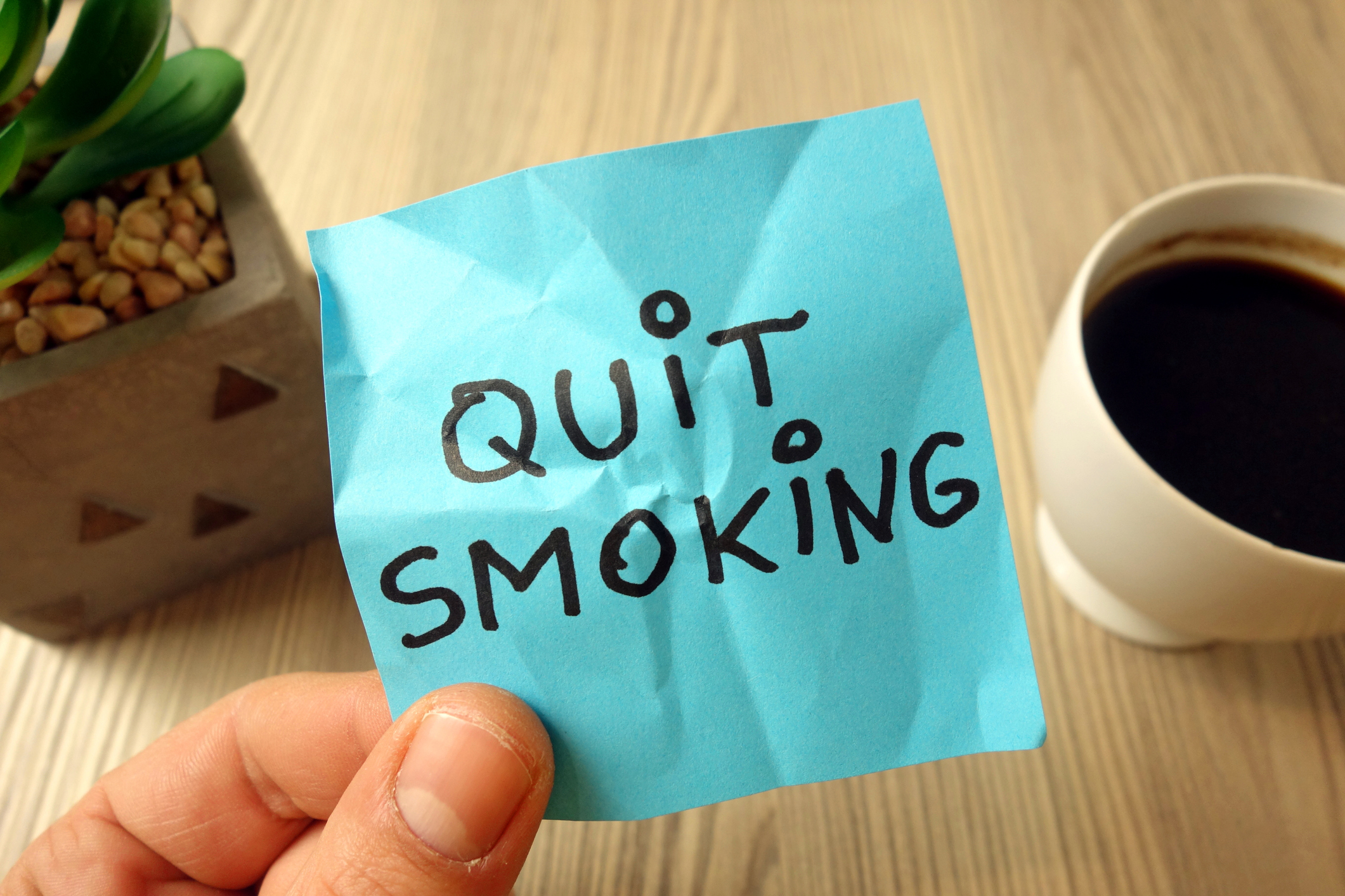 6 proven ways to quit smoking this year