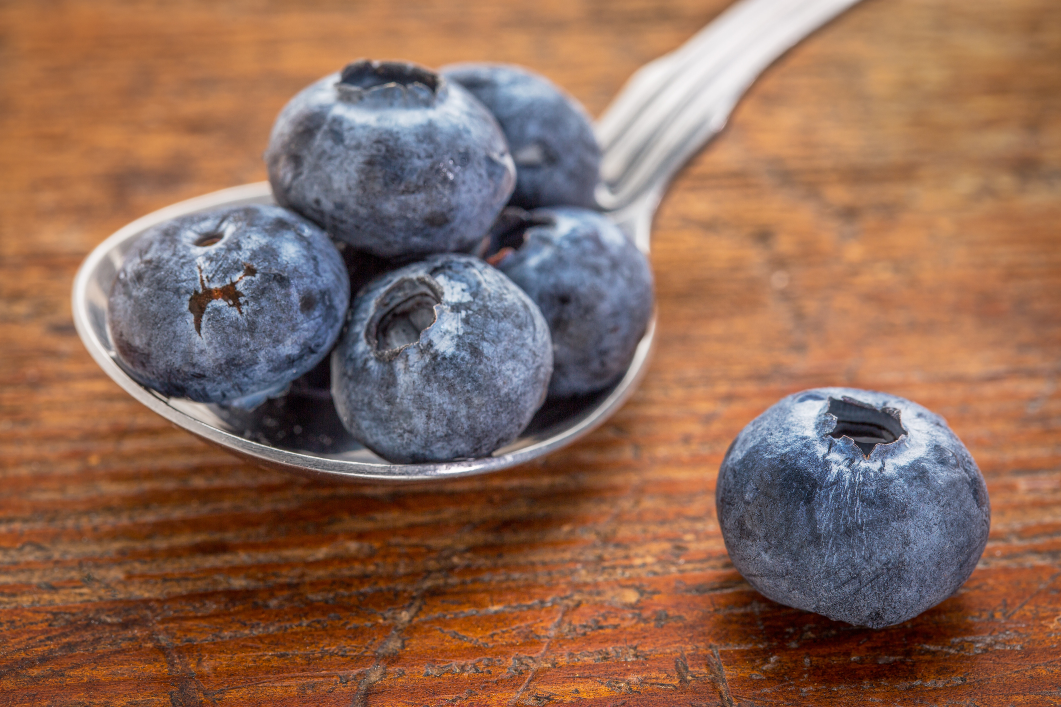 What 2 tablespoons of blueberry juice can do for your brain