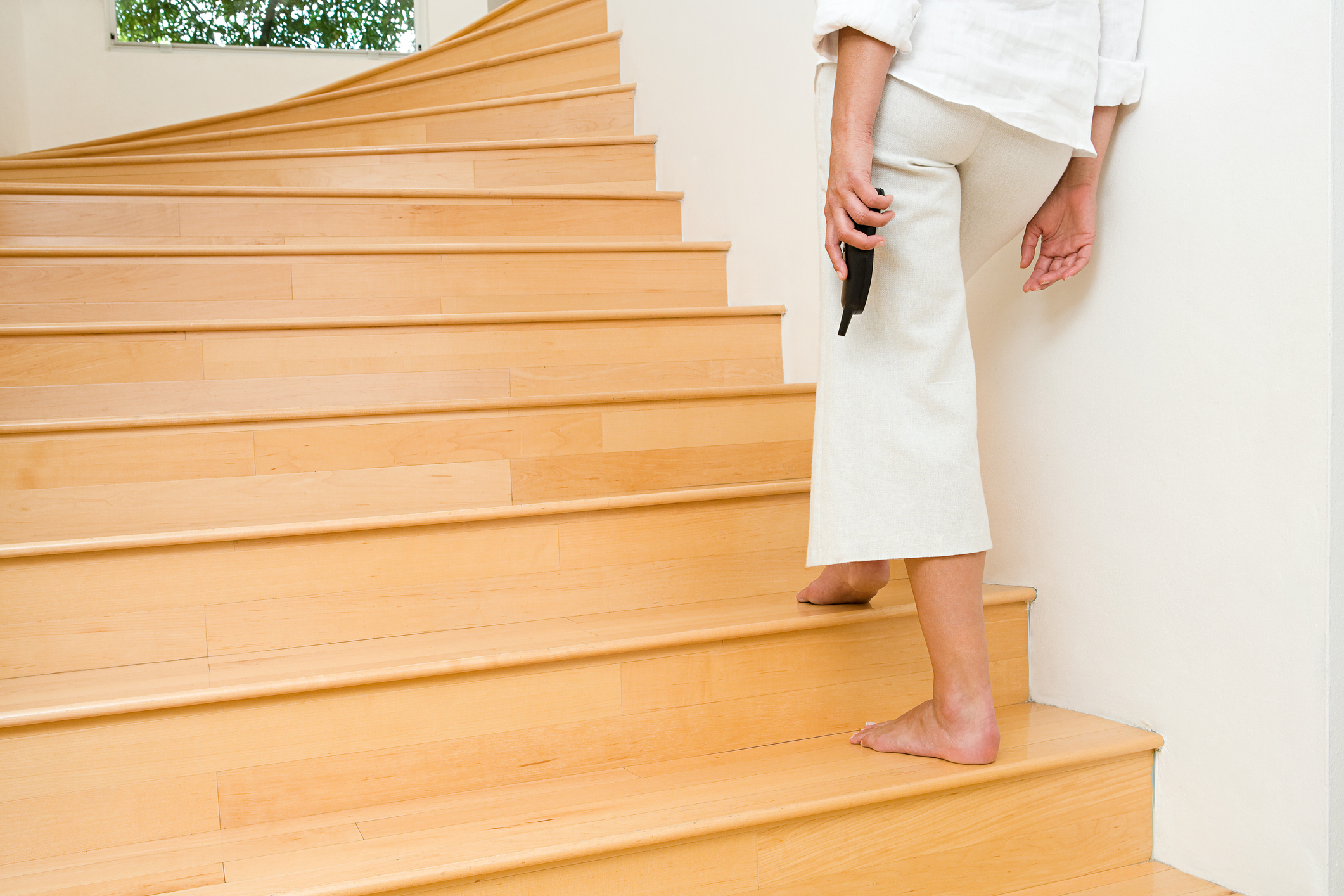 What a flight of steps can tell you about your heart