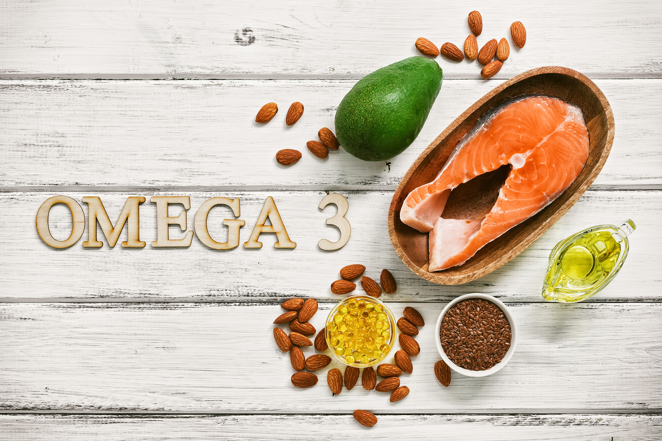 Higher omega-3 levels may lower COVID-19 death risk