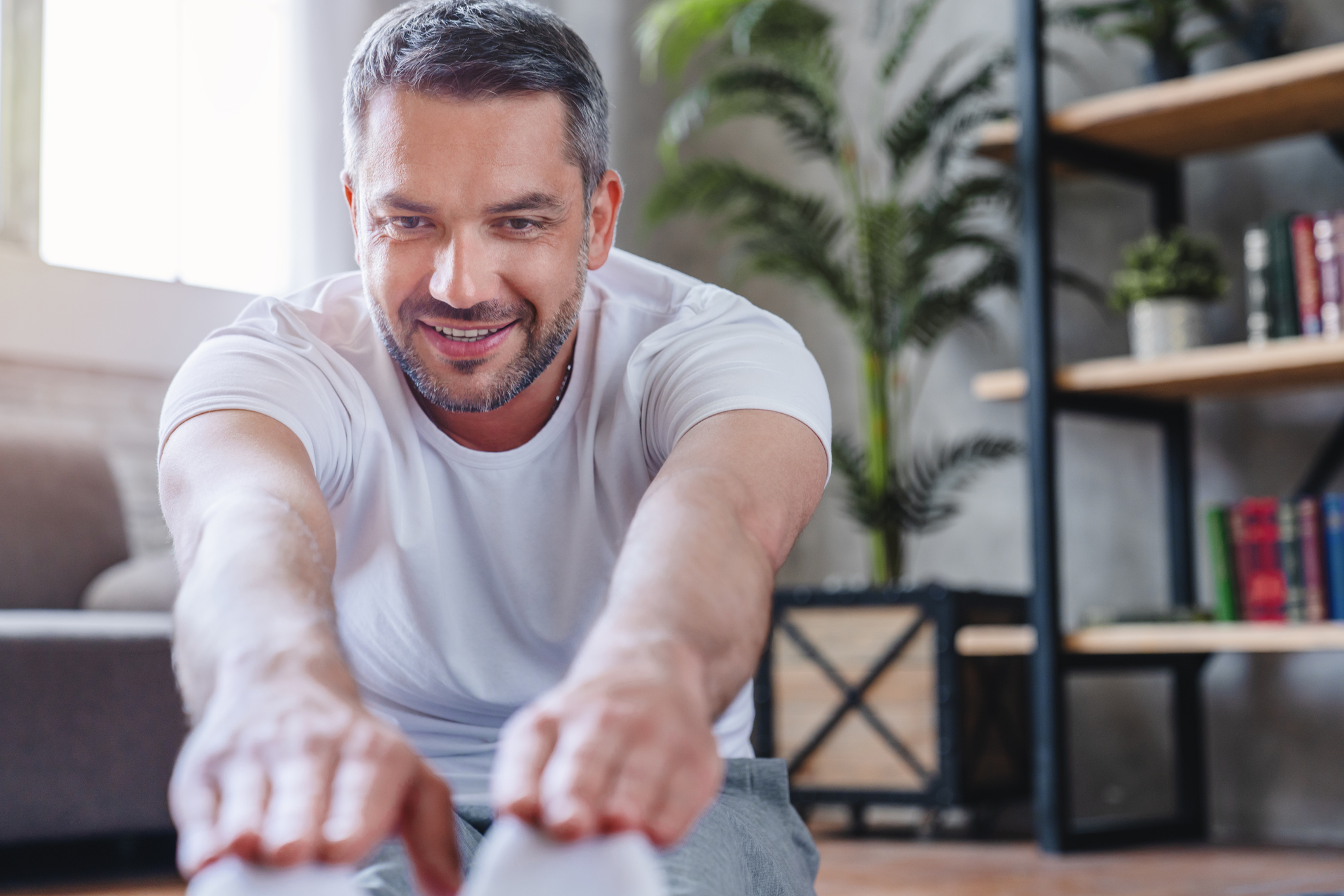 The amazing effects of stretching for better blood pressure
