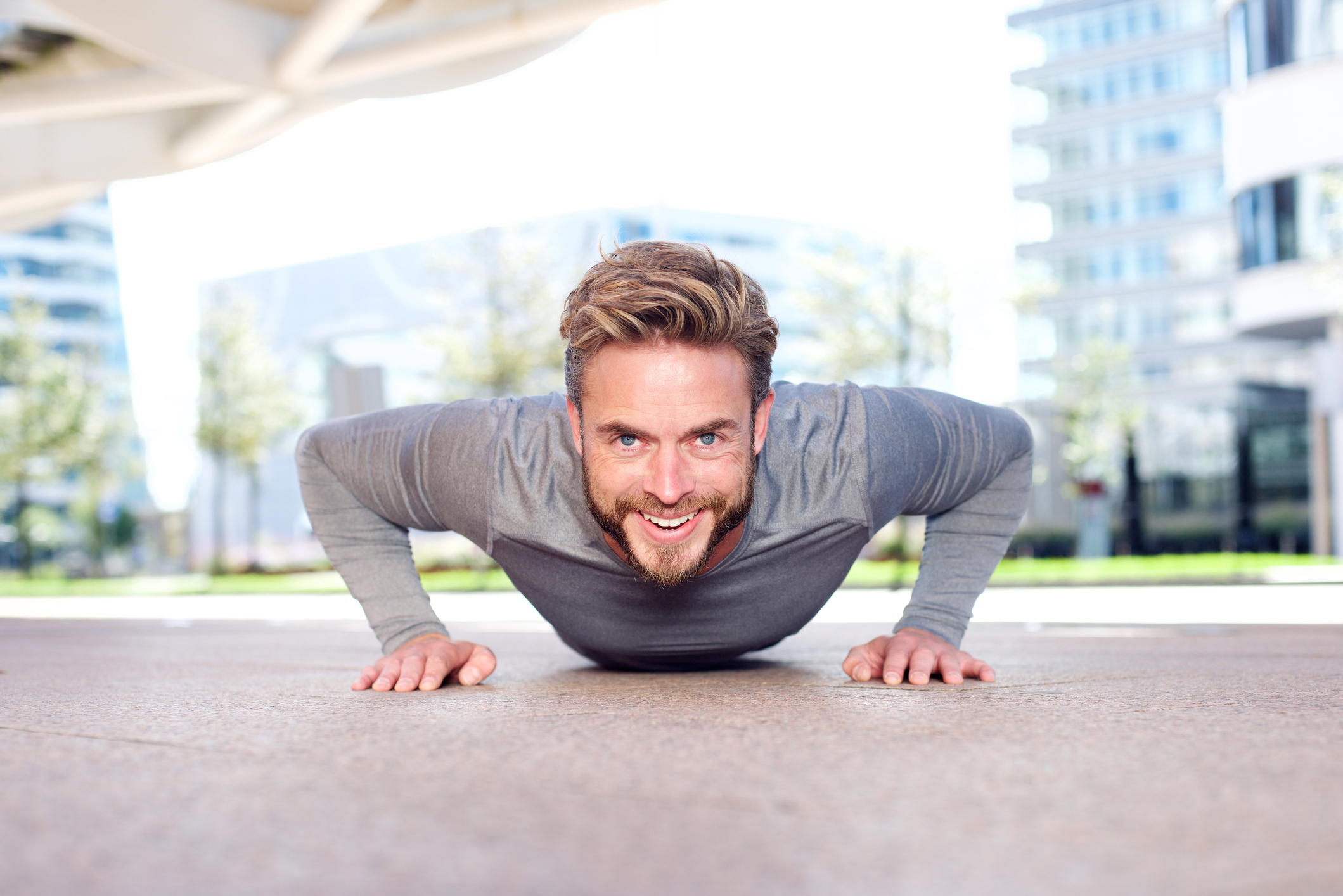 What the number of pushups a man can do reveals about his health