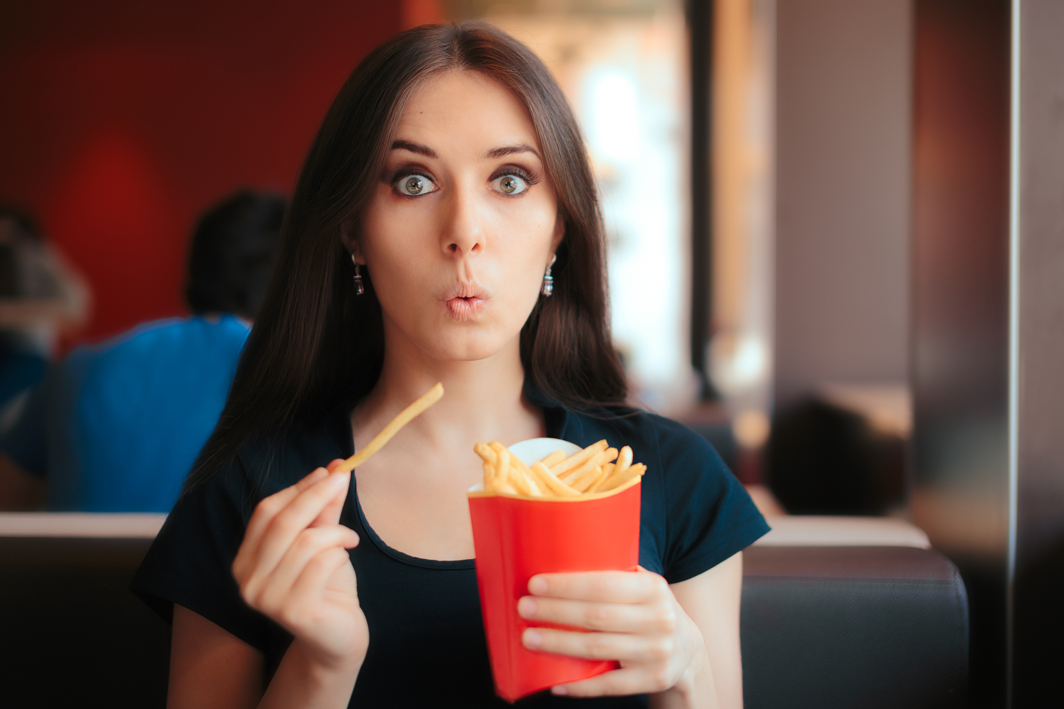 How much are those french fries hurting your heart?