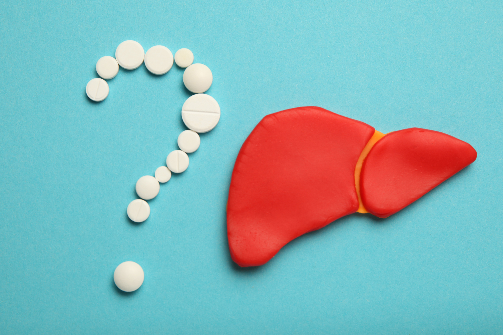 Two reasons to have your liver tested