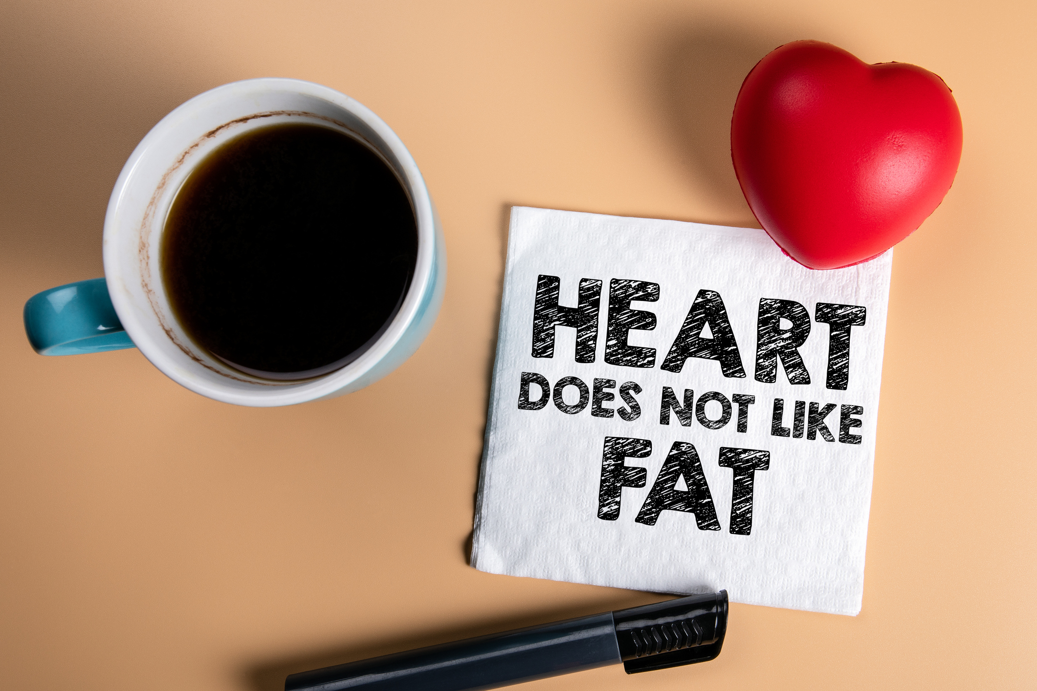 The damage a high-fat diet can do to your heart