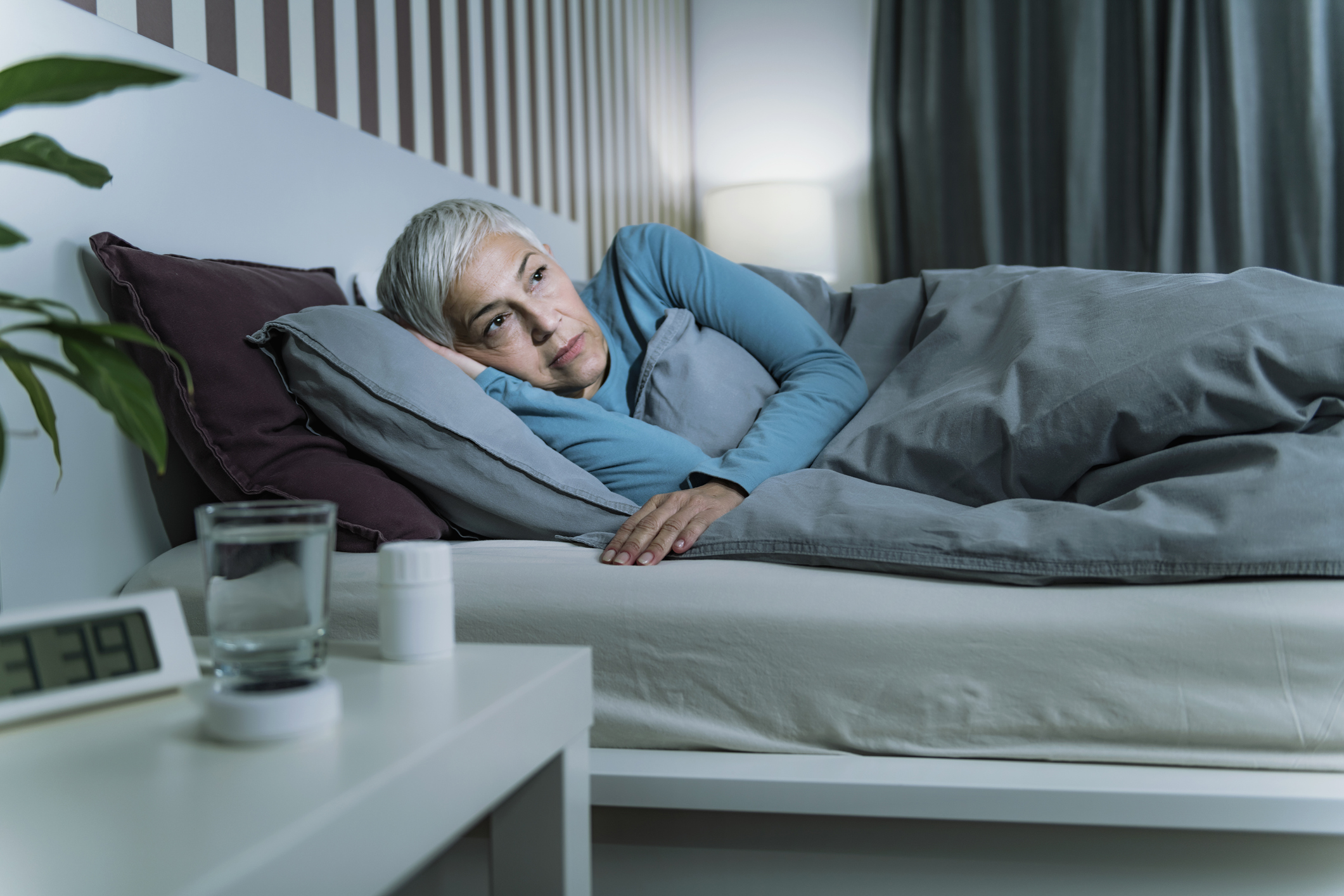 Sleep deprivation nearly doubles dementia risk