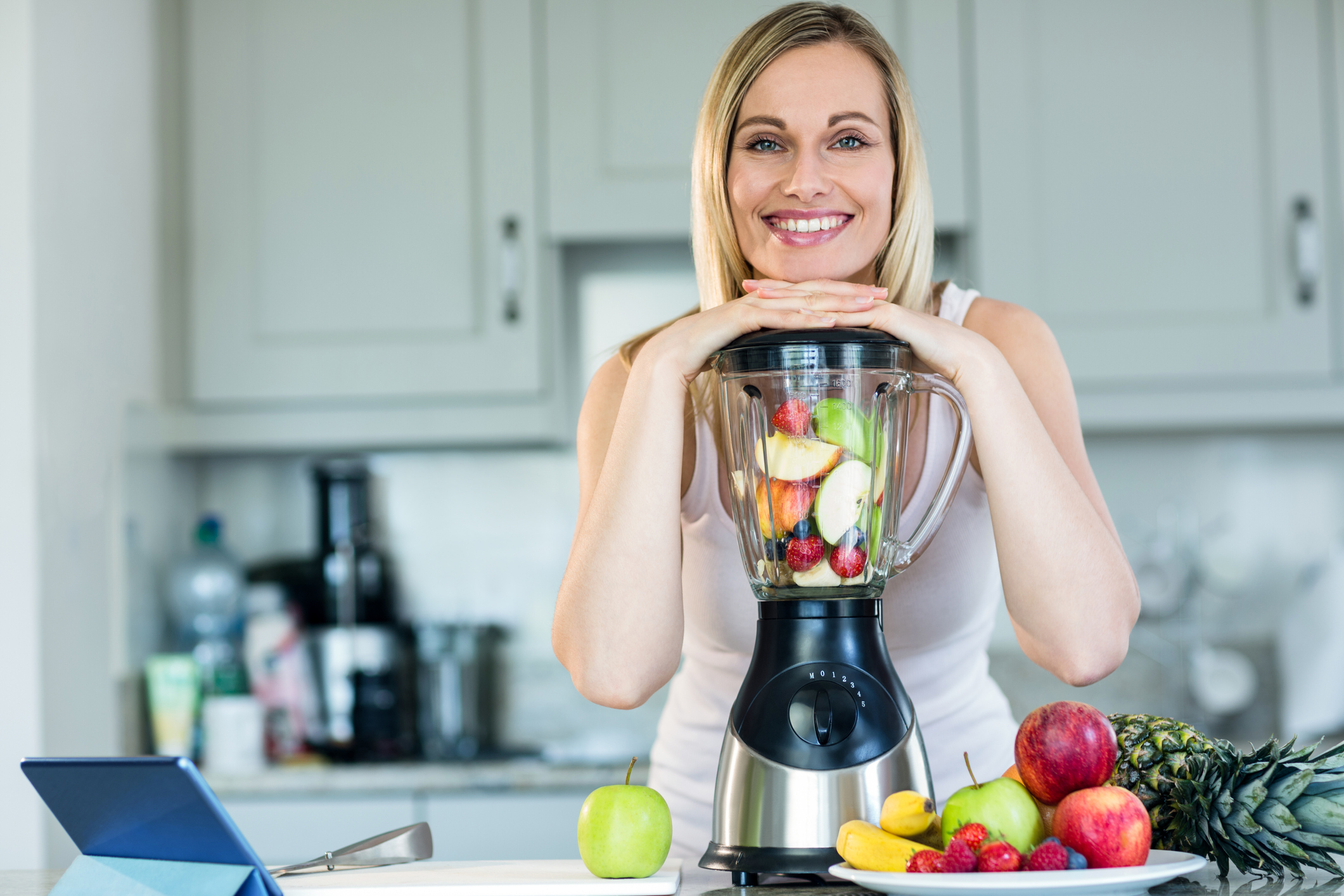 For women only: Fiber could be the key to happiness