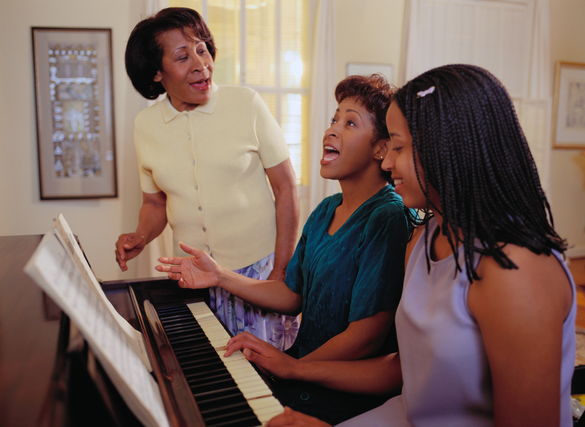 3 ways group singing boosts our health