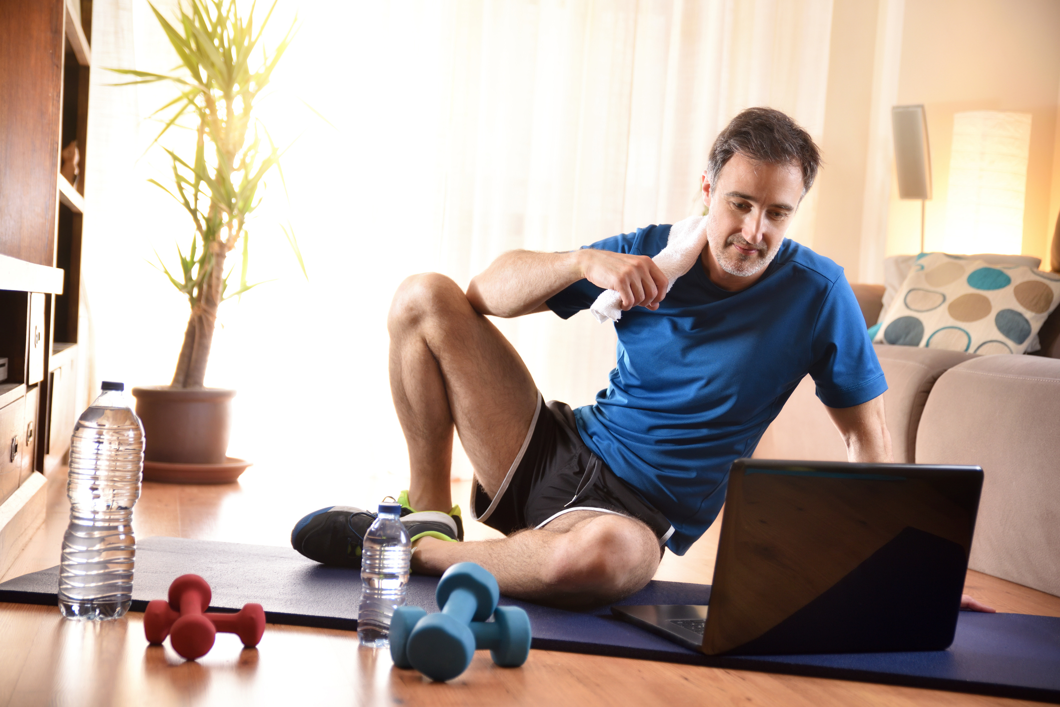 Dopamine: The link between exercise and cognitive health