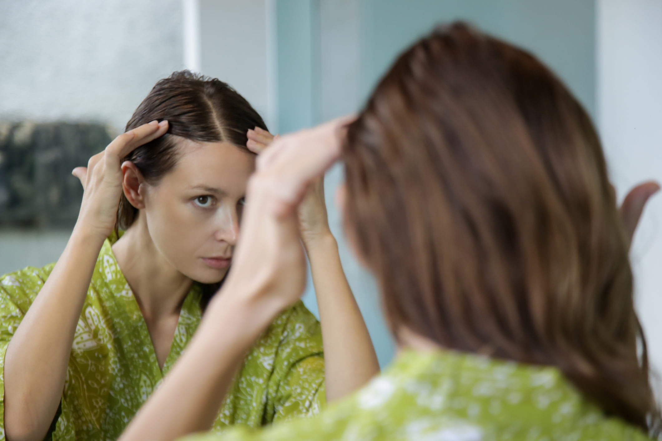 Can stress really make your hair fall out?