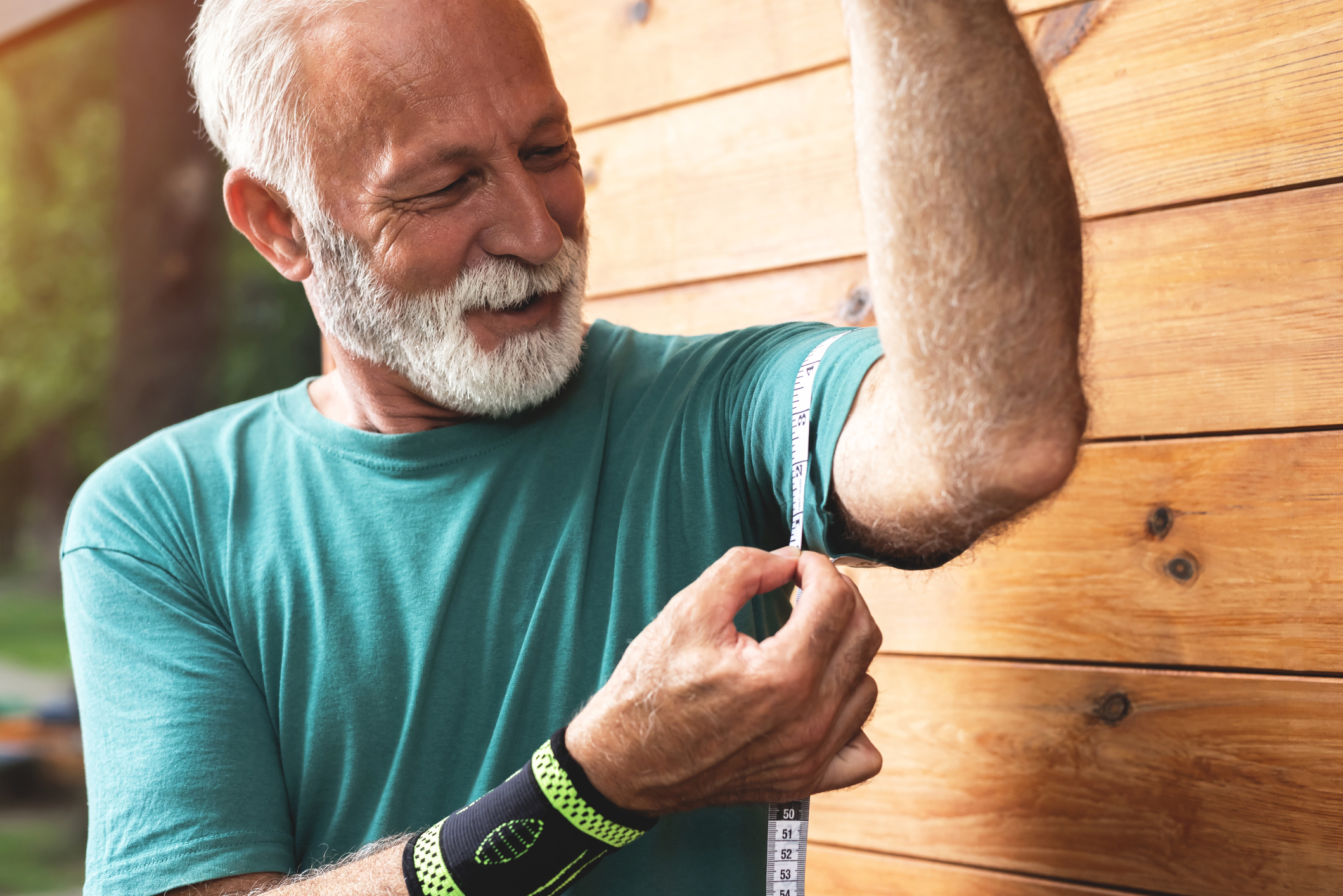 The vitamin that stands up to age-related muscle loss
