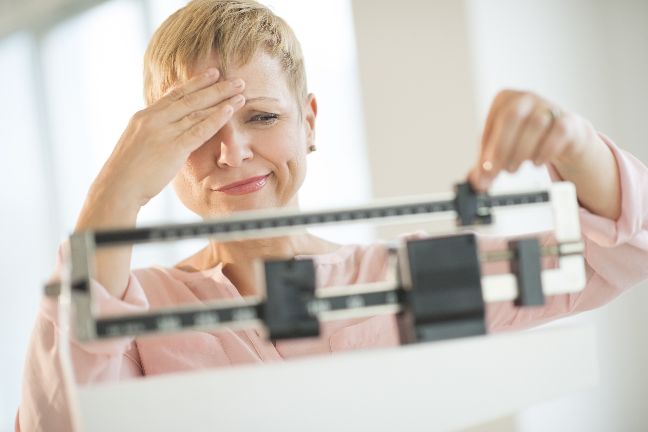 The sleepy solution to less menopausal belly fat