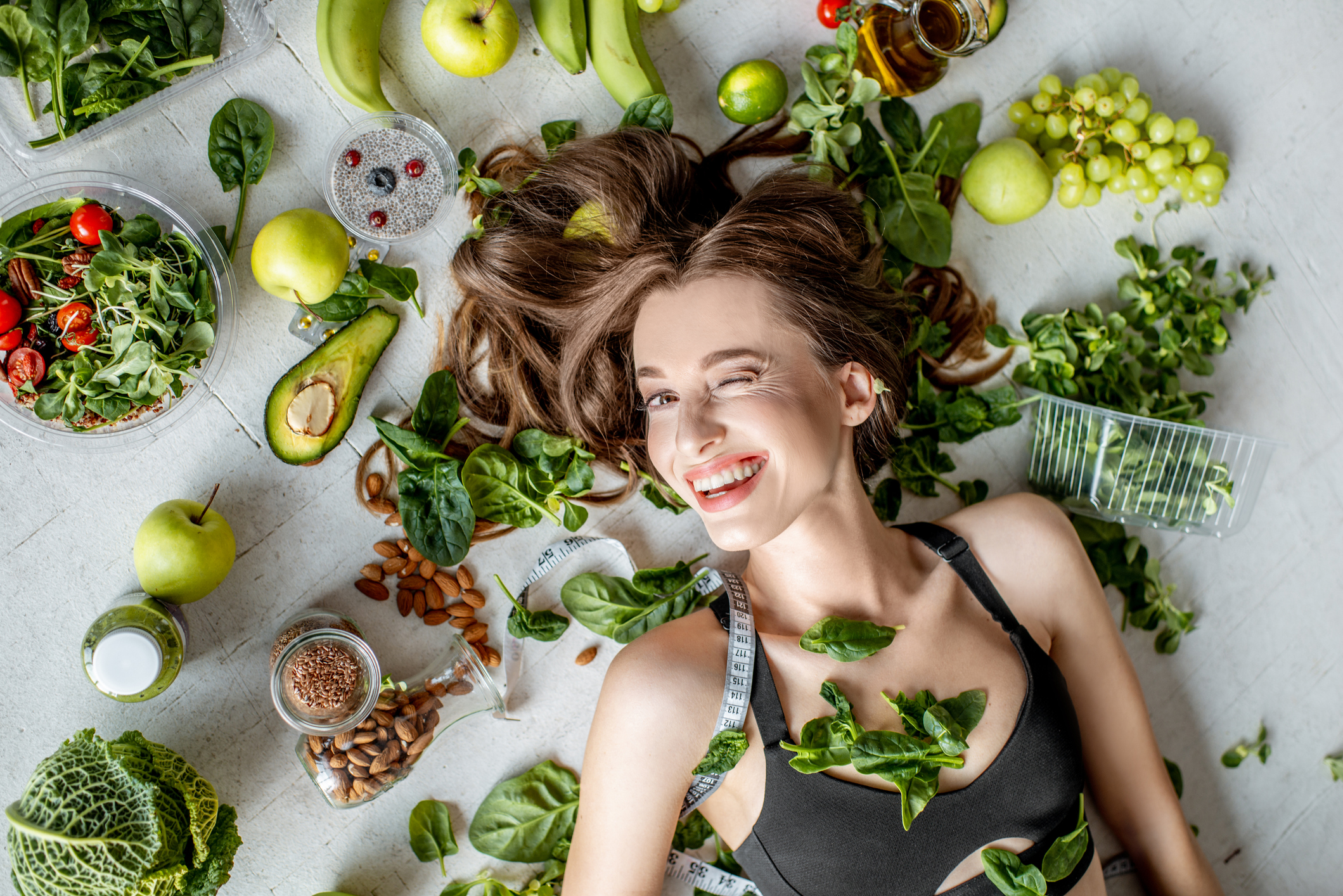 Want to be less stressed? Eat your fruits and veggies
