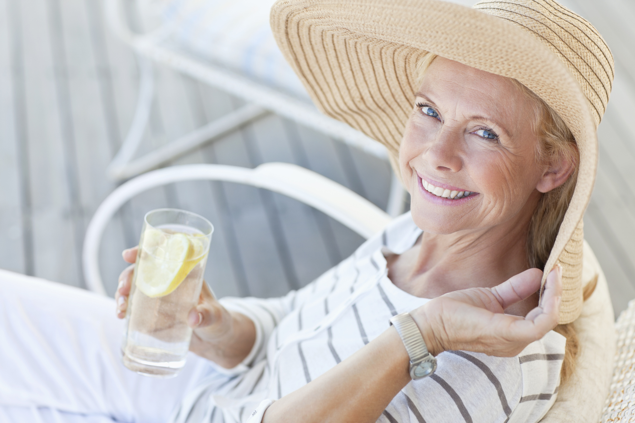 One more reason for seniors to stay cool: Neurodegeneration