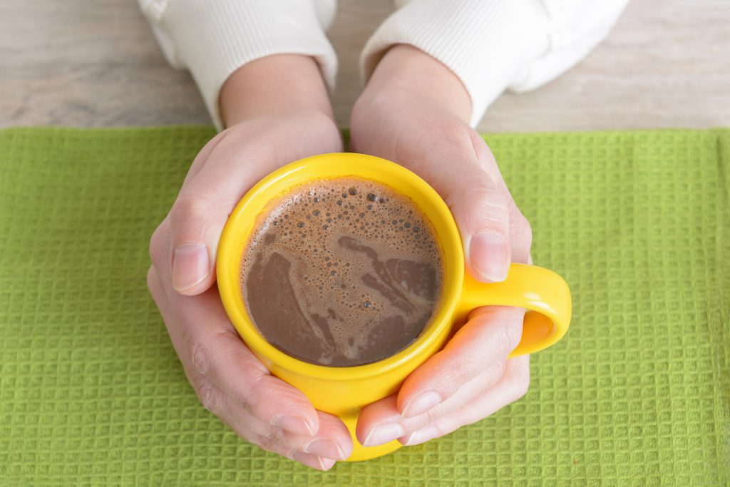How cocoa lessens the risk of fatty liver