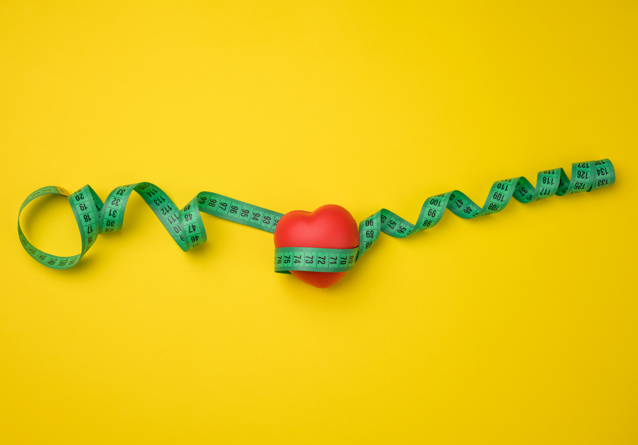 Weight or inches: Which matters most for heart health?