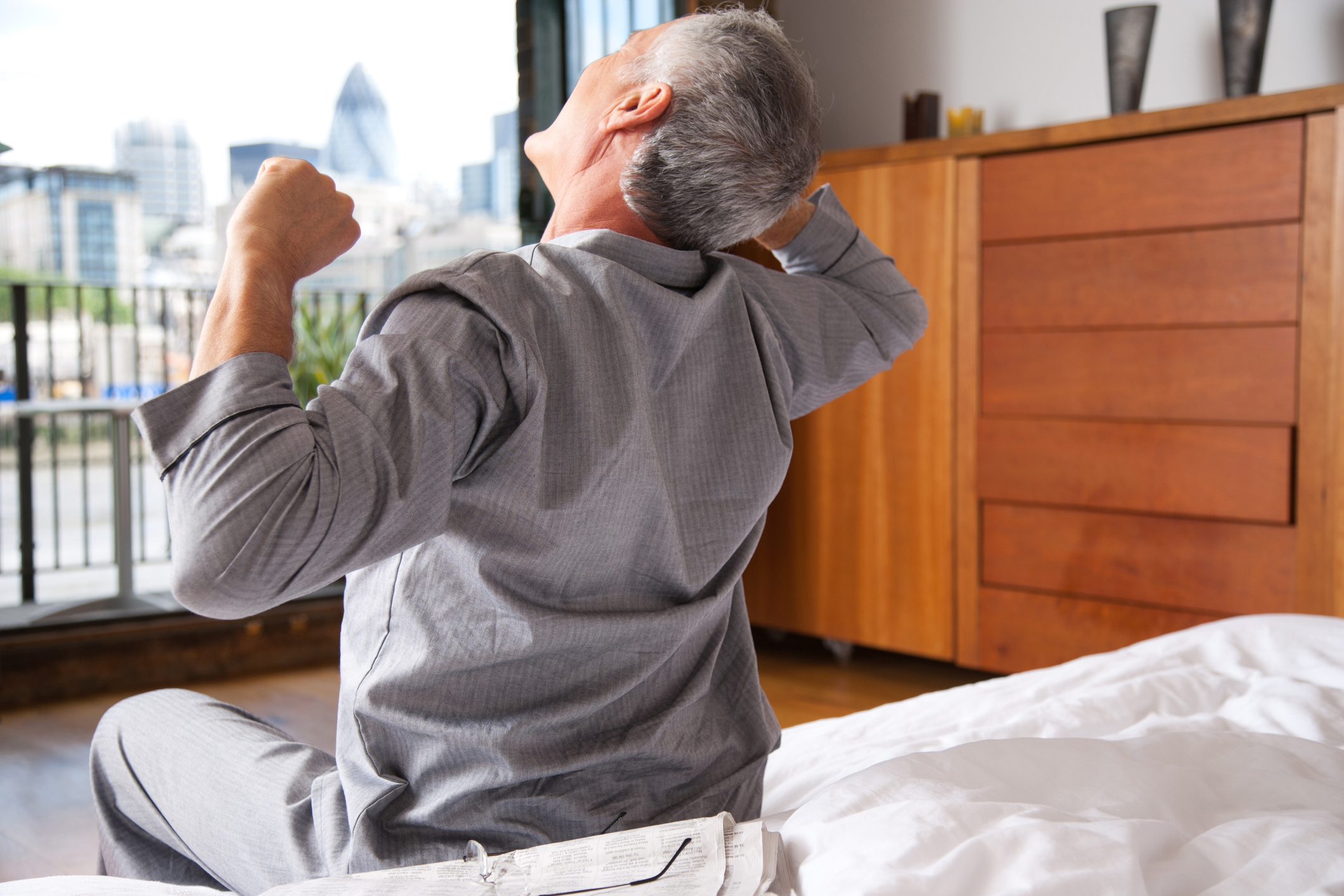 The sleep sweet spot that reduces heart attack and stroke risk