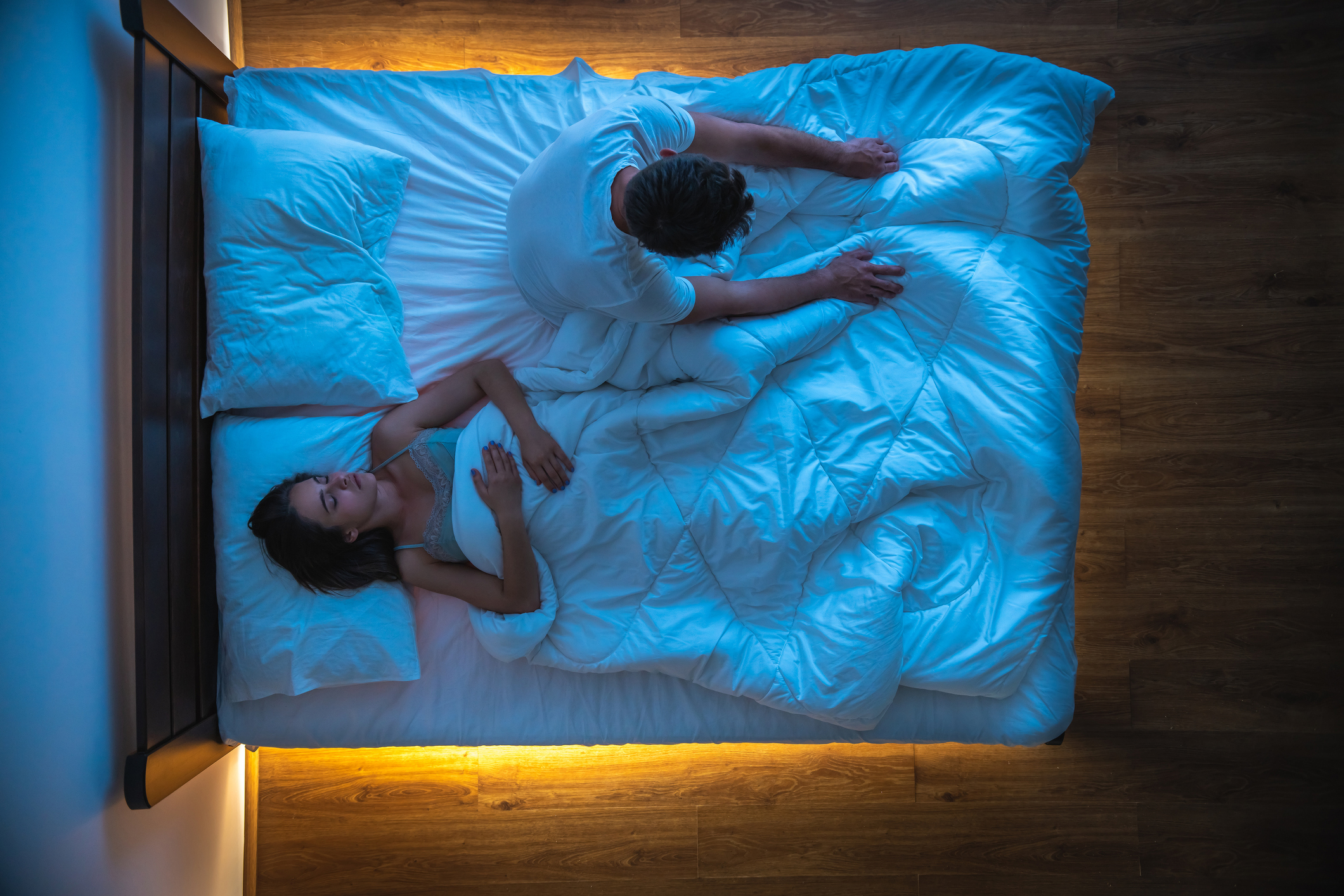 Do you flail and kick in your sleep? It could mean Parkinson's