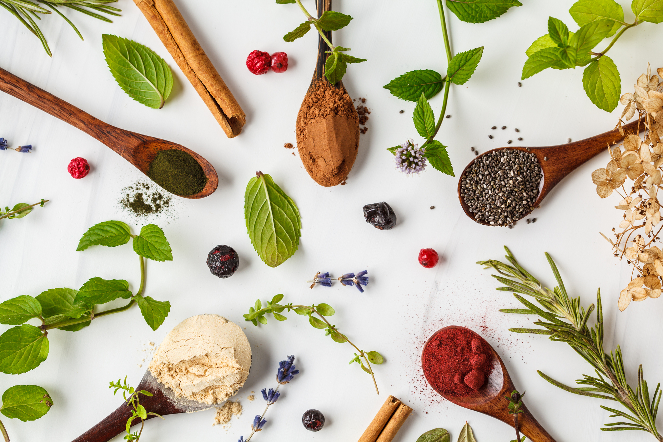 Superfoods for blood sugar, blood pressure, inflammation and more