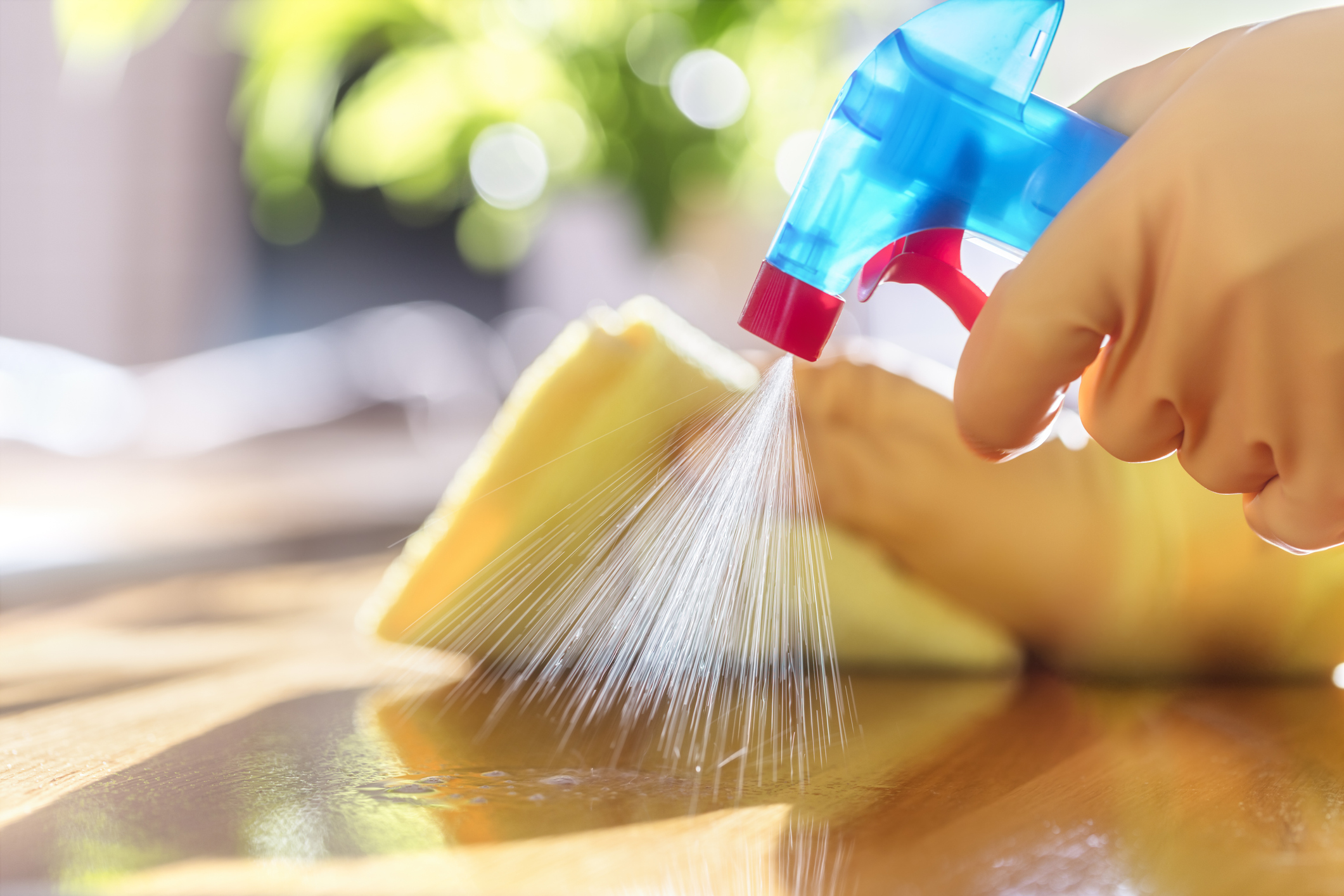 Popular bleach alternative not so safe to disinfect your home