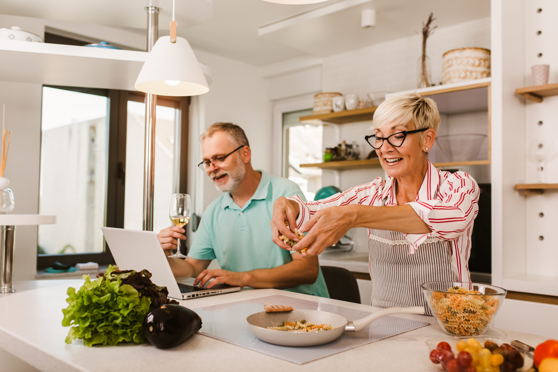 The proof is in the spinal fluid: The Mediterranean diet deters Alzheimer's