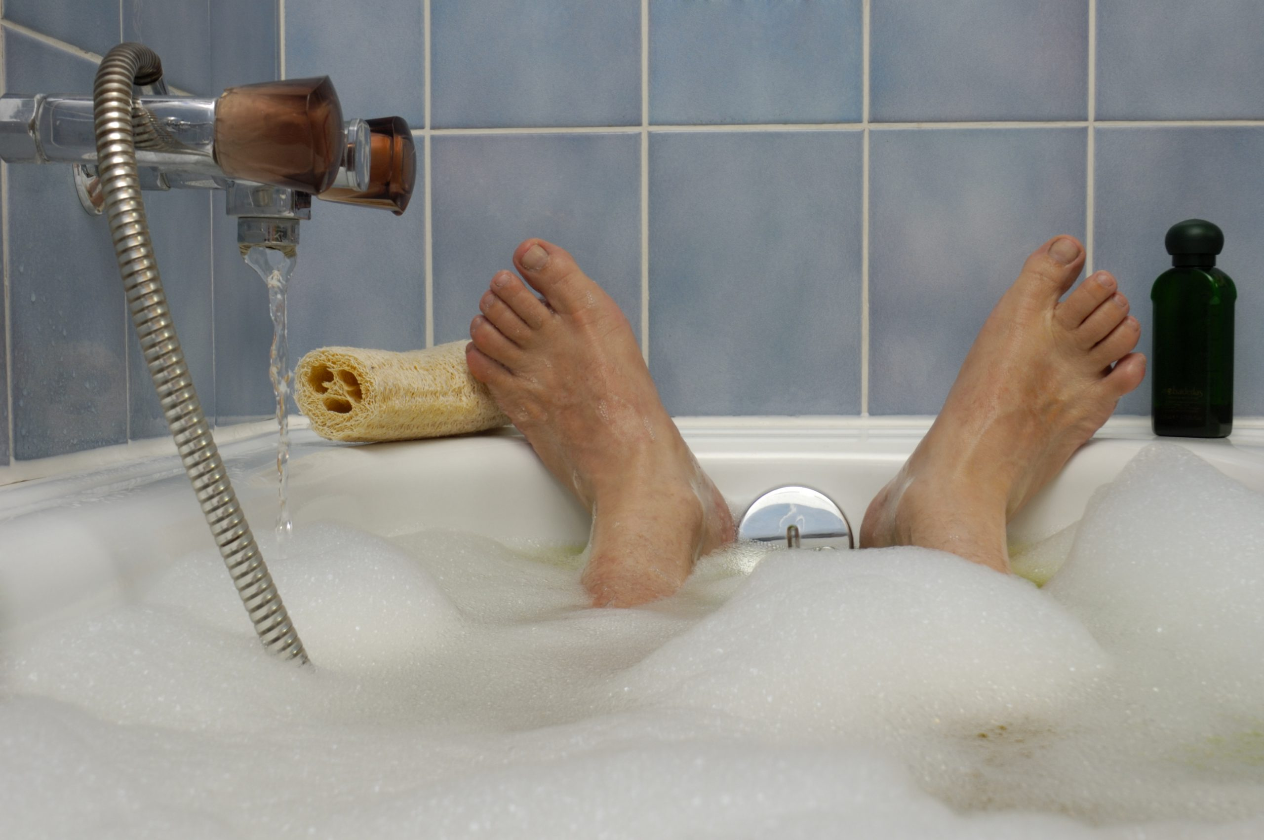 No time for heart-healthy exercise? Try a hot bath