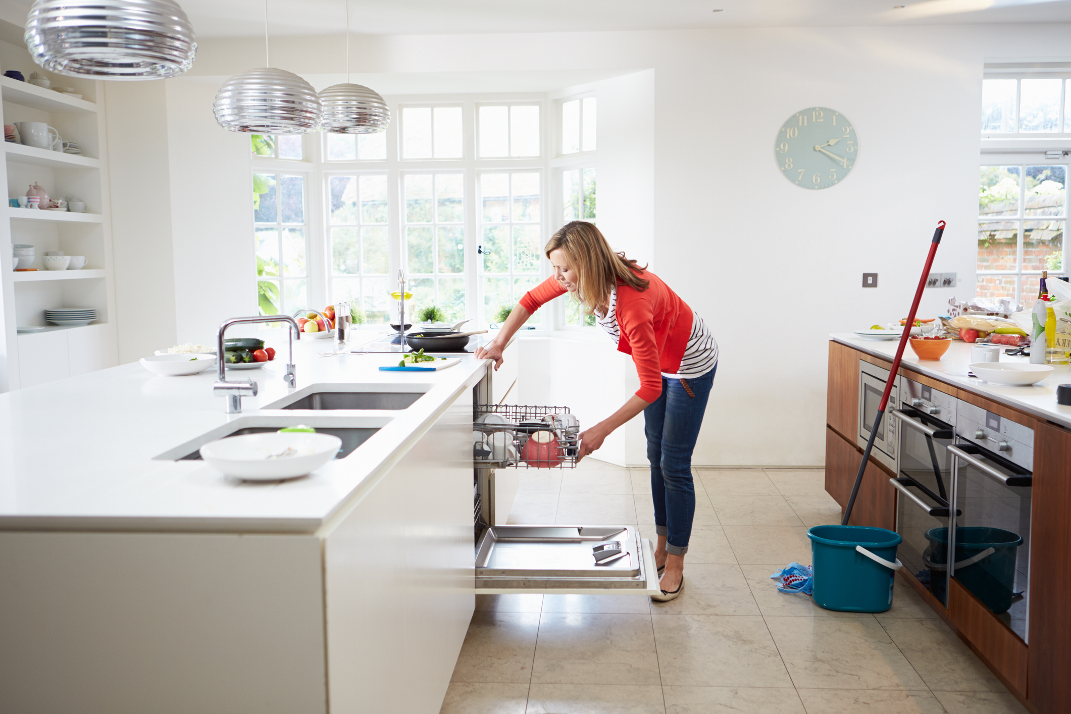 When housework can lengthen your life as much as a workout