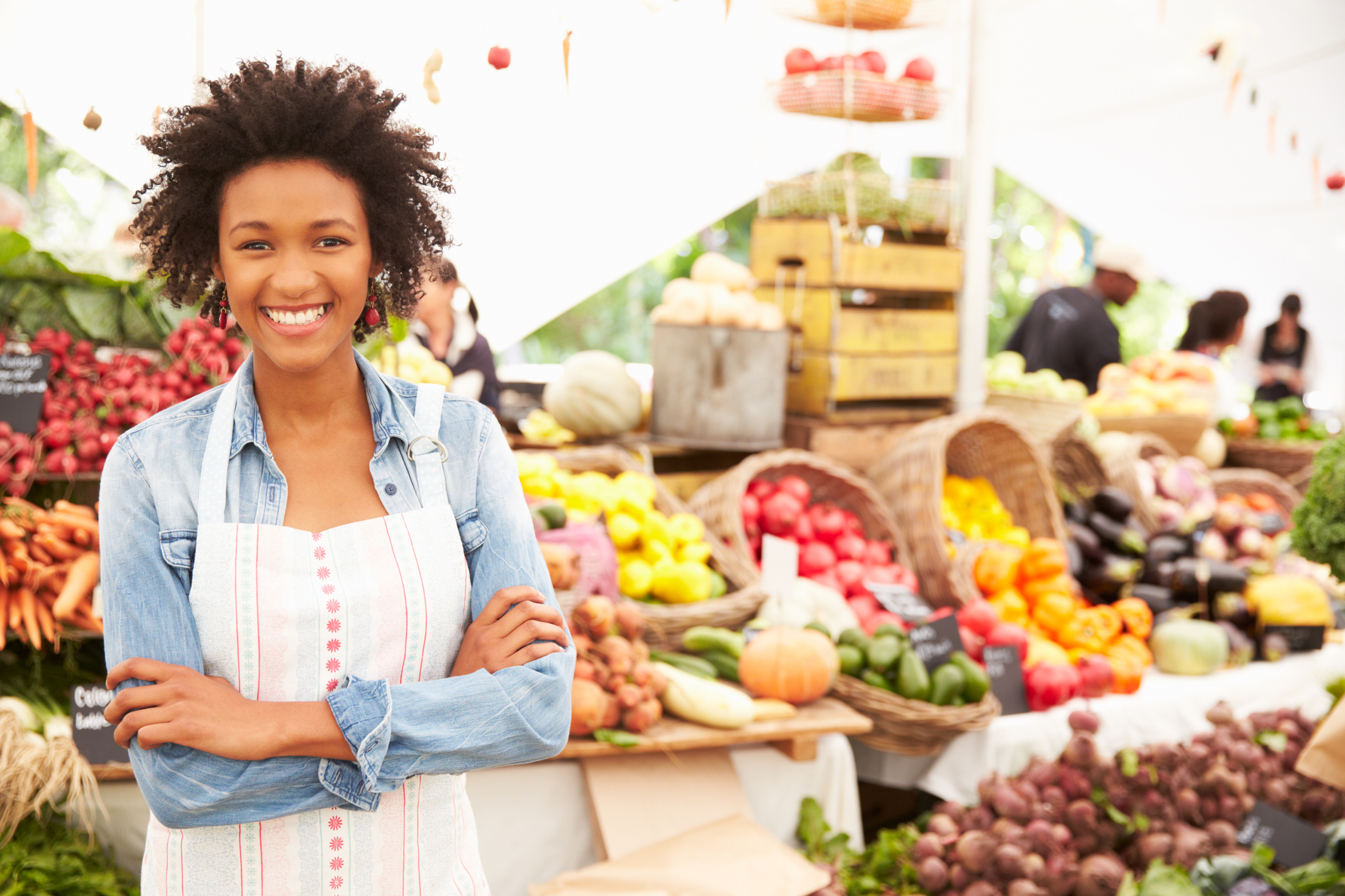 How to load up on heart-healthy nutrients at your farmer's market