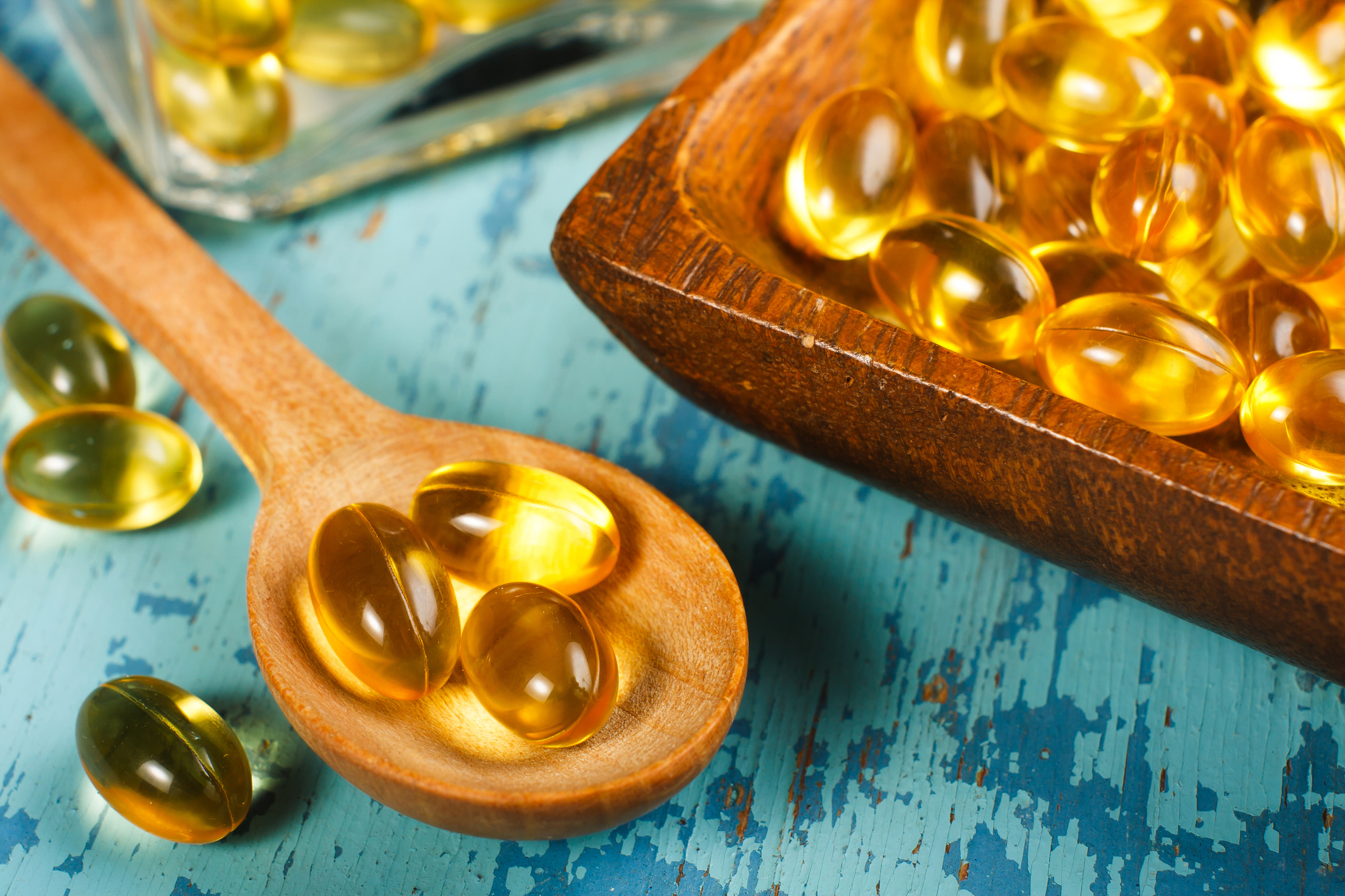 Why you should take fish oil with antibiotics