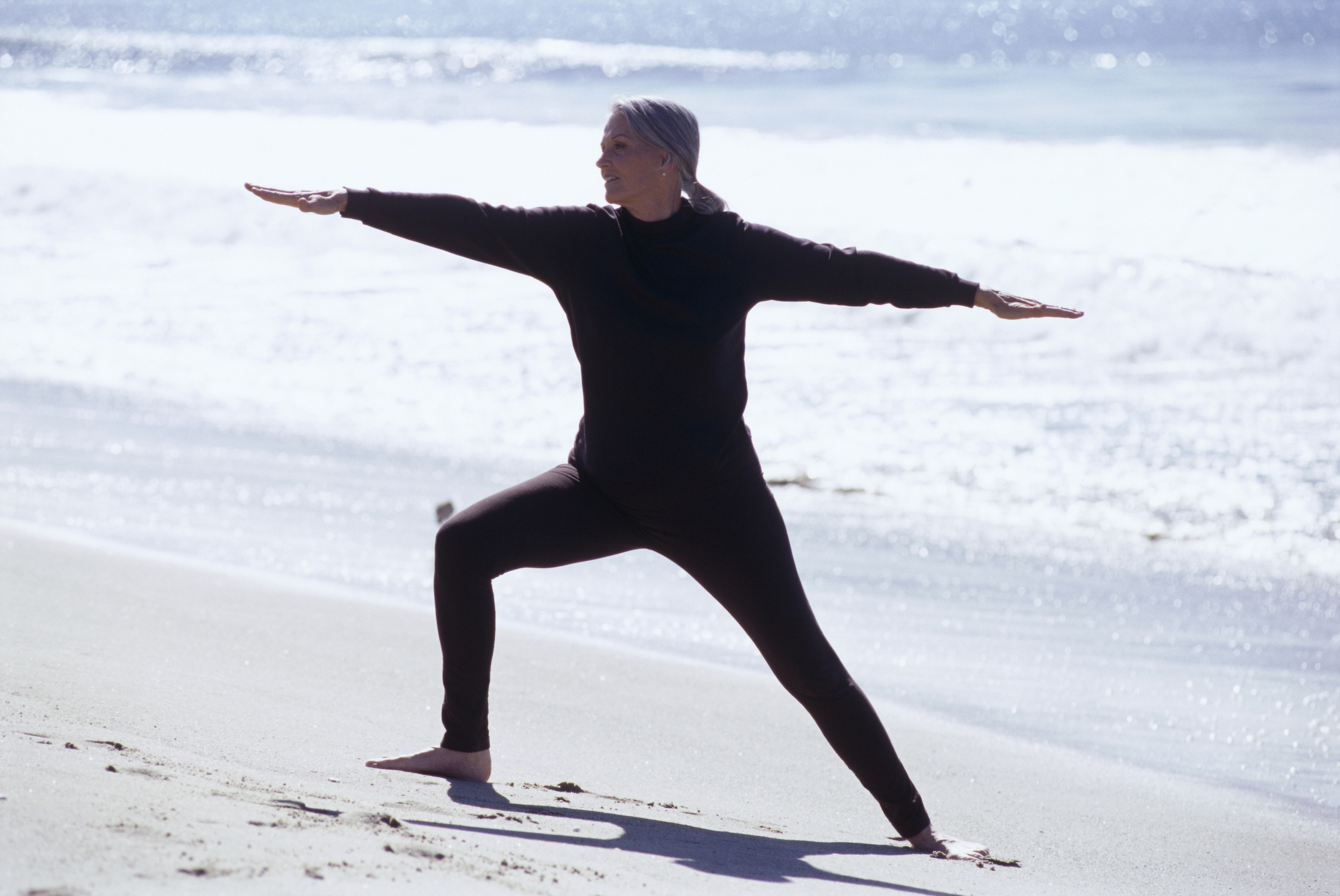 Want to lose belly fat? Give tai chi a try