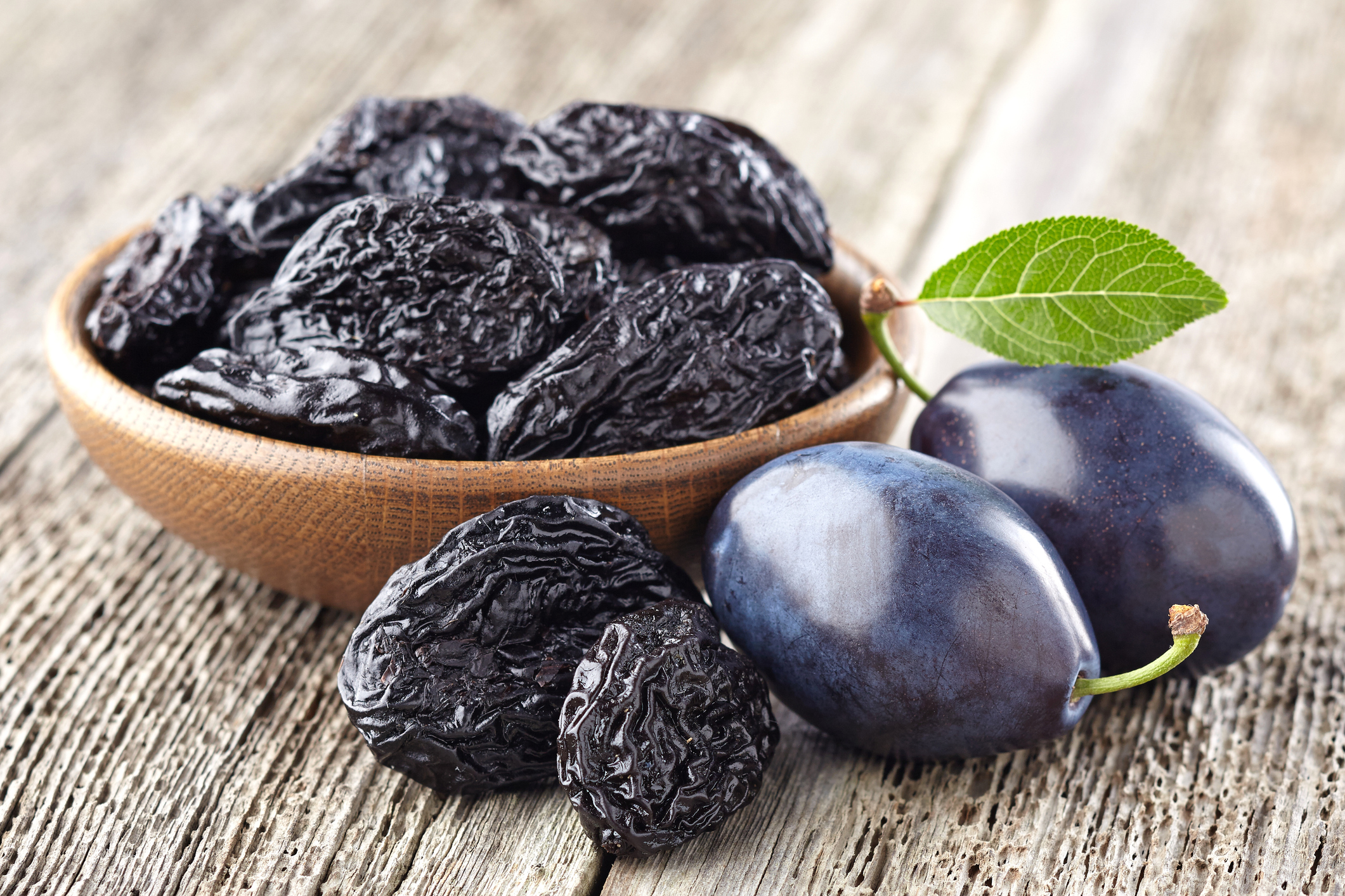 What prunes can do for your heart