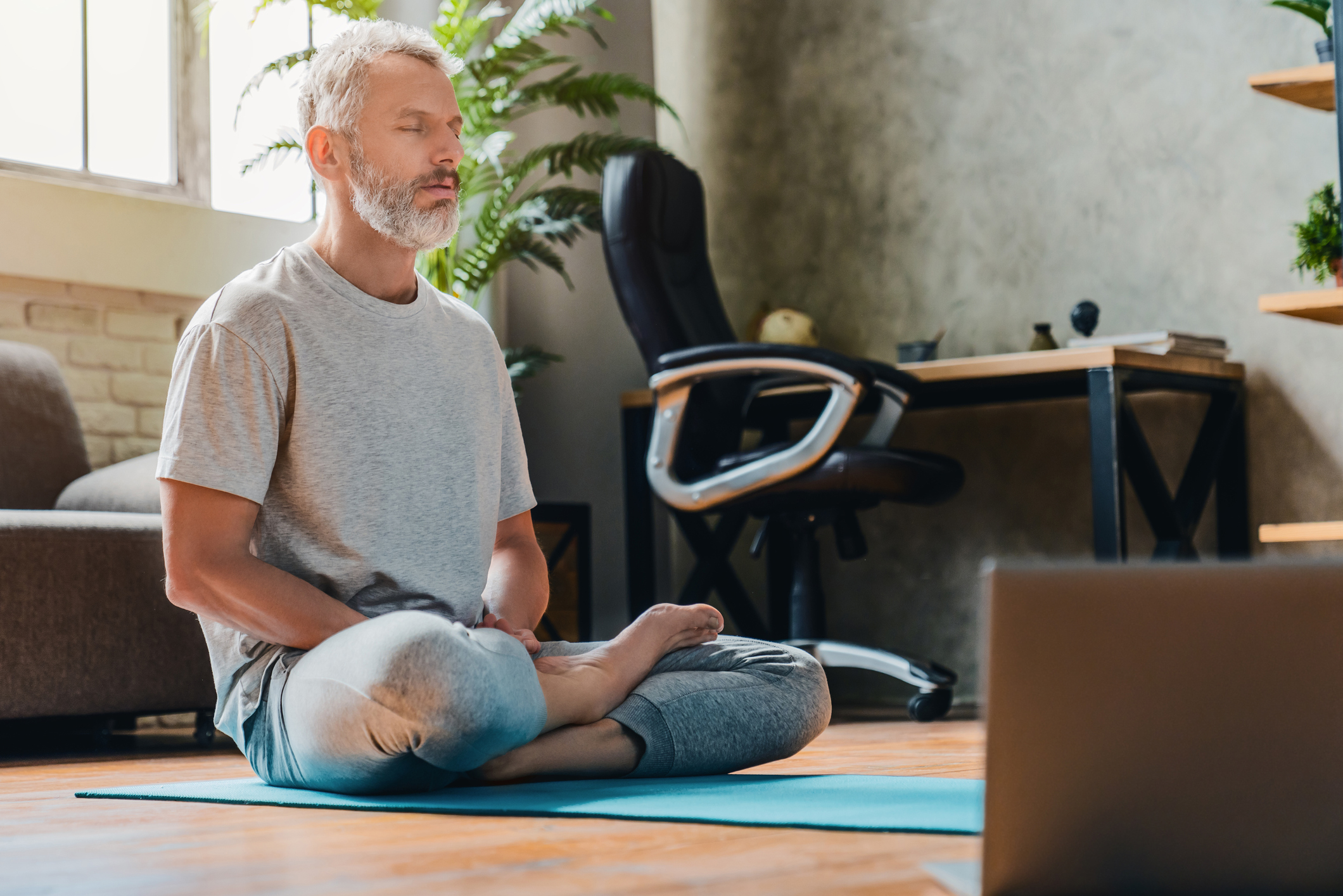 Meditation: Better concentration now and less degeneration later