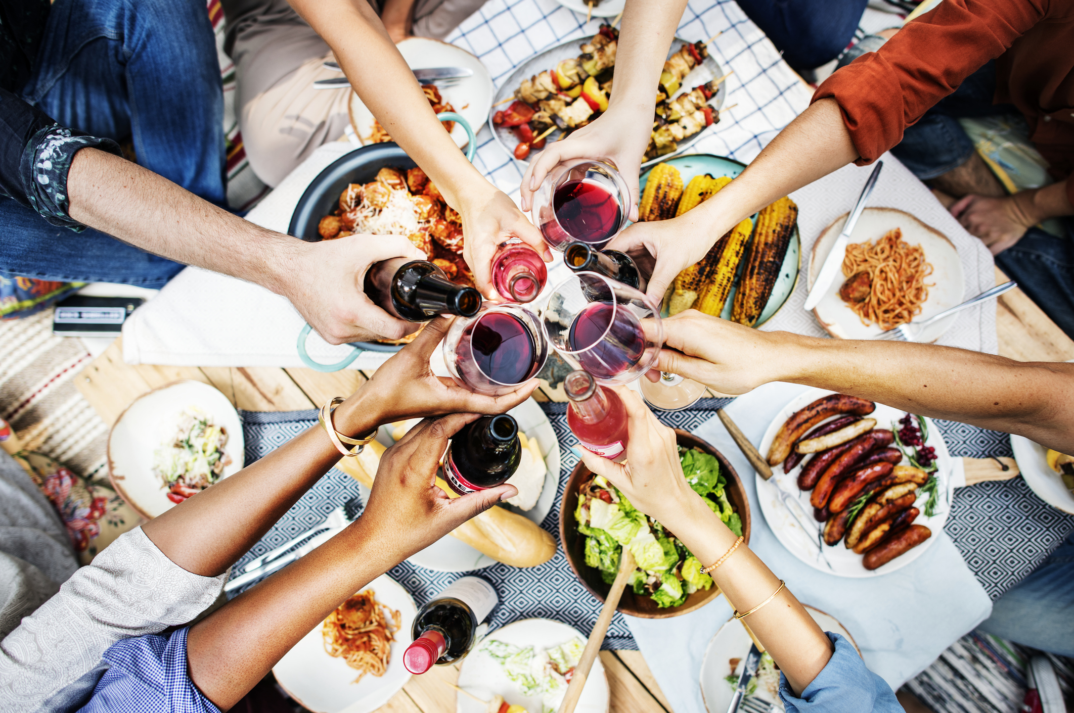 Wine or beer: which is safer for your heart?