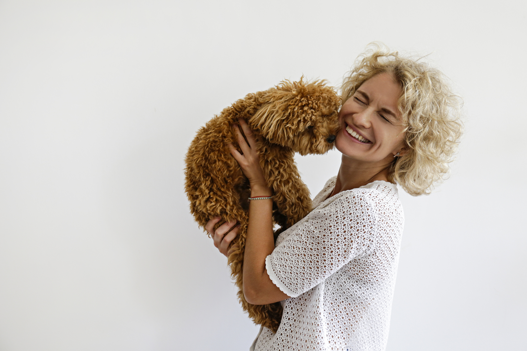 Want to feel better fast? Try a canine cuddle